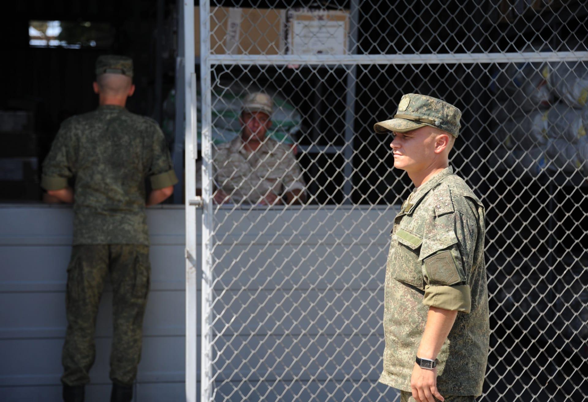 مقتل 8 جنود روس في حادث إطلاق نار في قاعدة عسكرية في سيبيريا