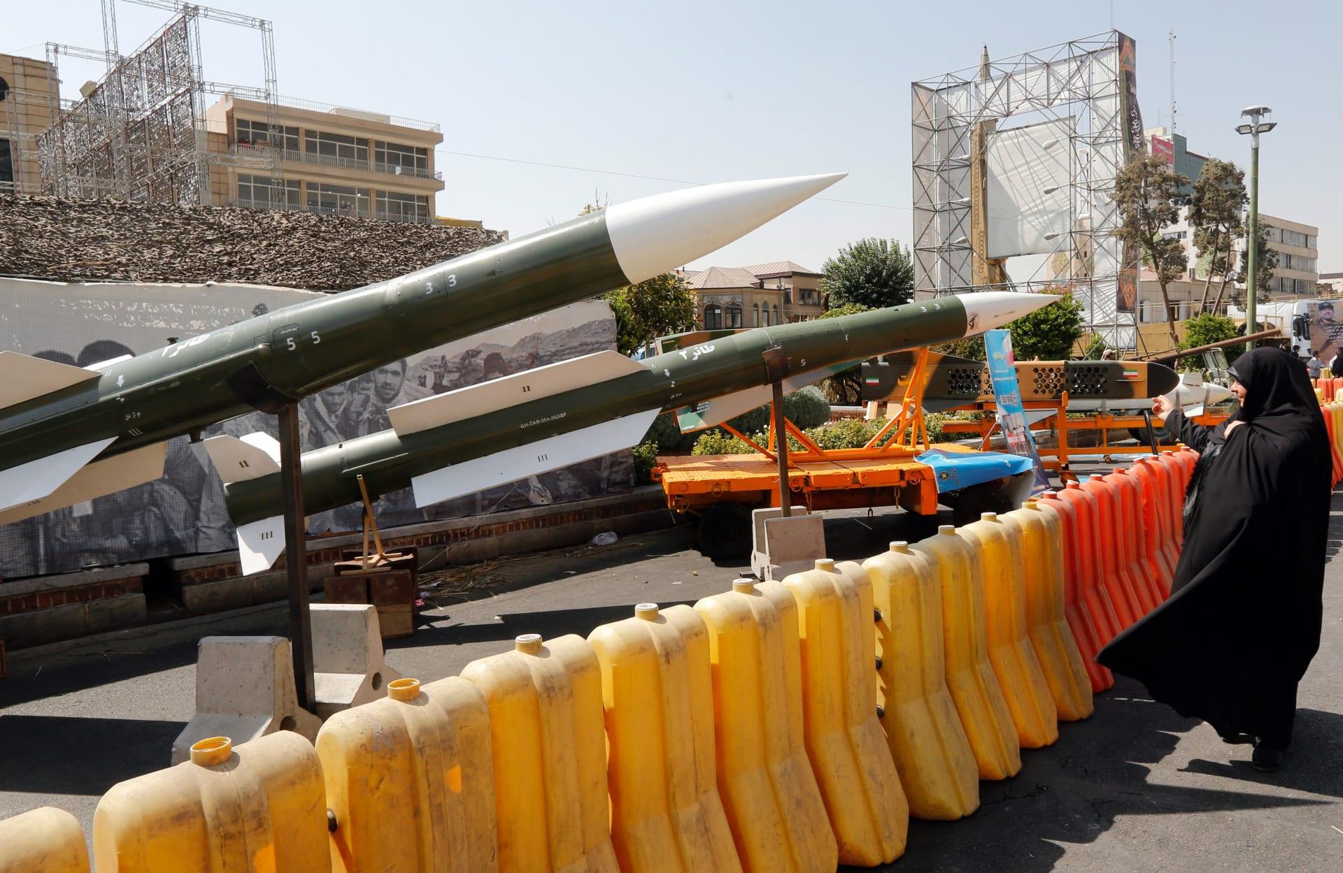 إيران: إسقاط طائرة دون طيار مجهولة قرب ميناء جنوب غرب البلاد