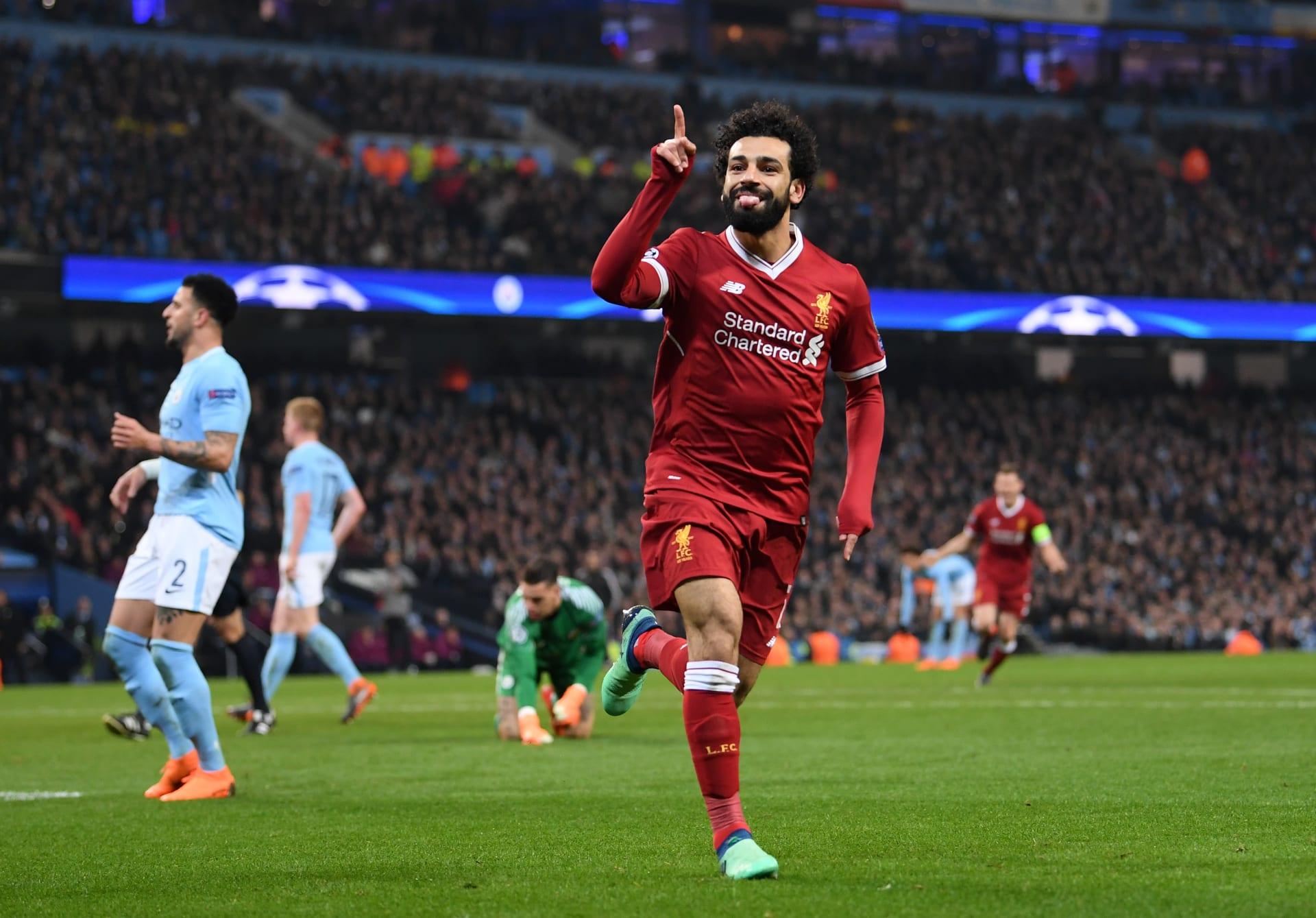 ليفربول ينشر فيديو 50 هدفا لمحمد صلاح: 3 دقائق من المتعة الساحرة