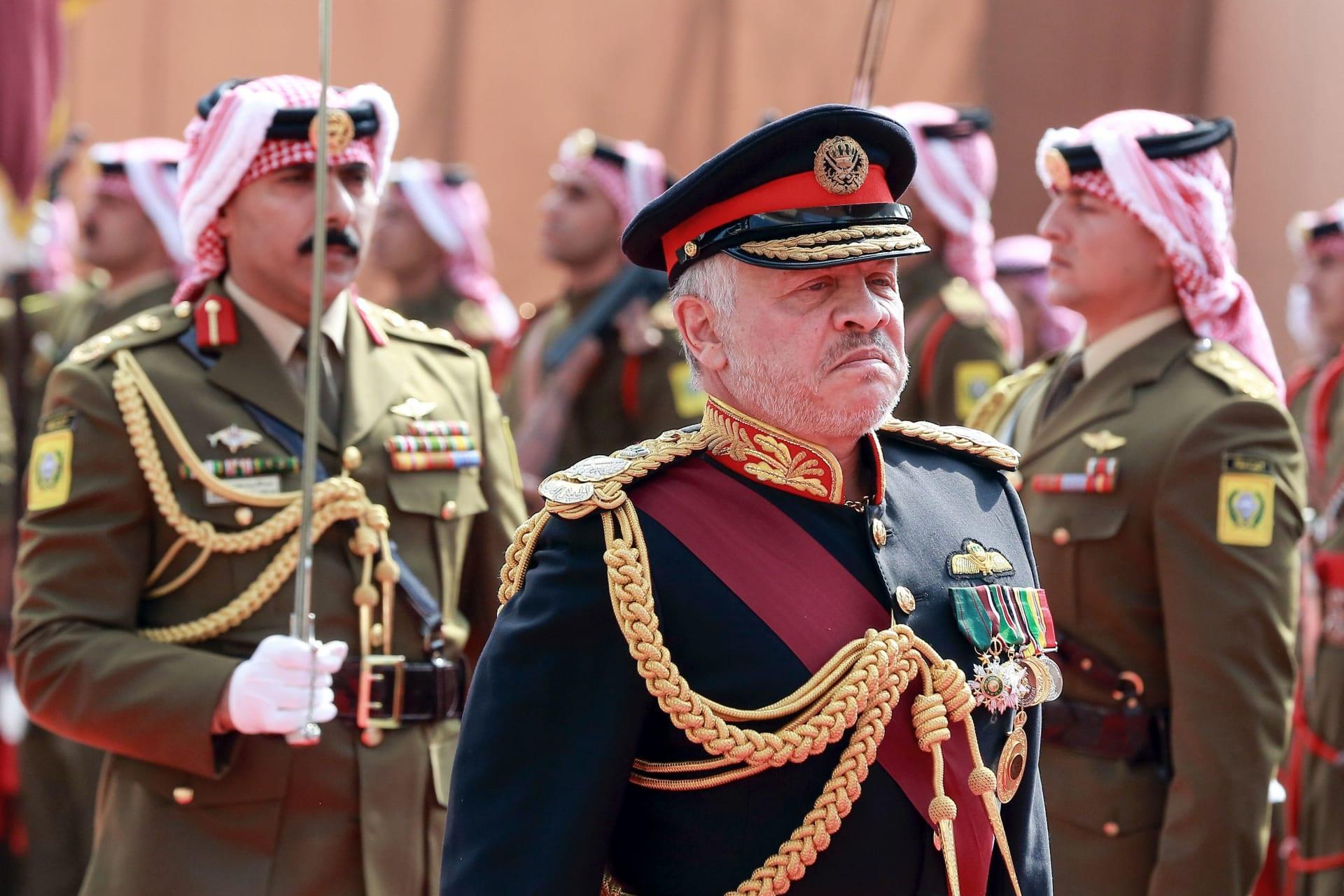"""ملك الأردن يعلن استعادة """"السيادة الكاملة"""" على الباقورة والغمر من إسرائيل.. ودخولهما بتأشيرة"""