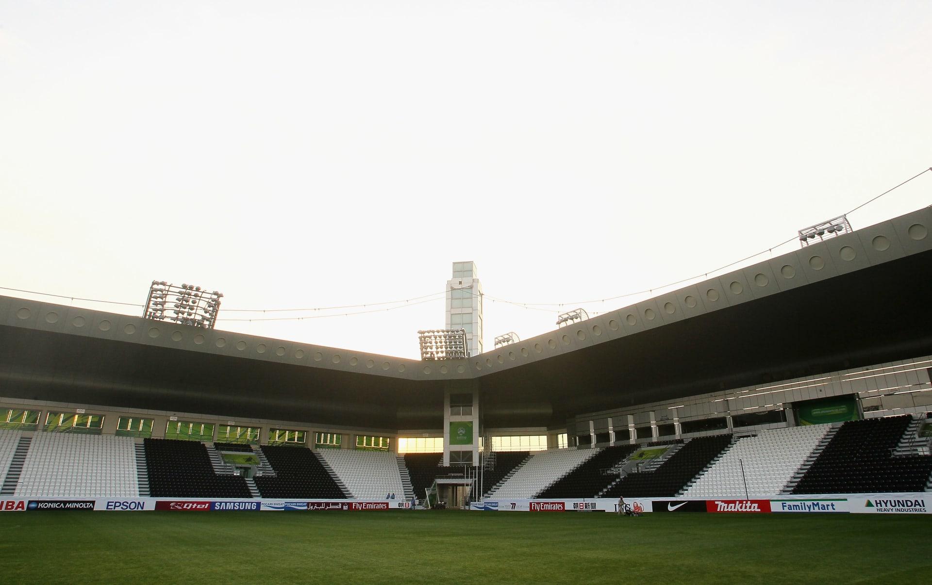 ملعب نادي السد القطري والذي يستضيف فعاليات بطولة كأس العالم لكرة القدم في 2022