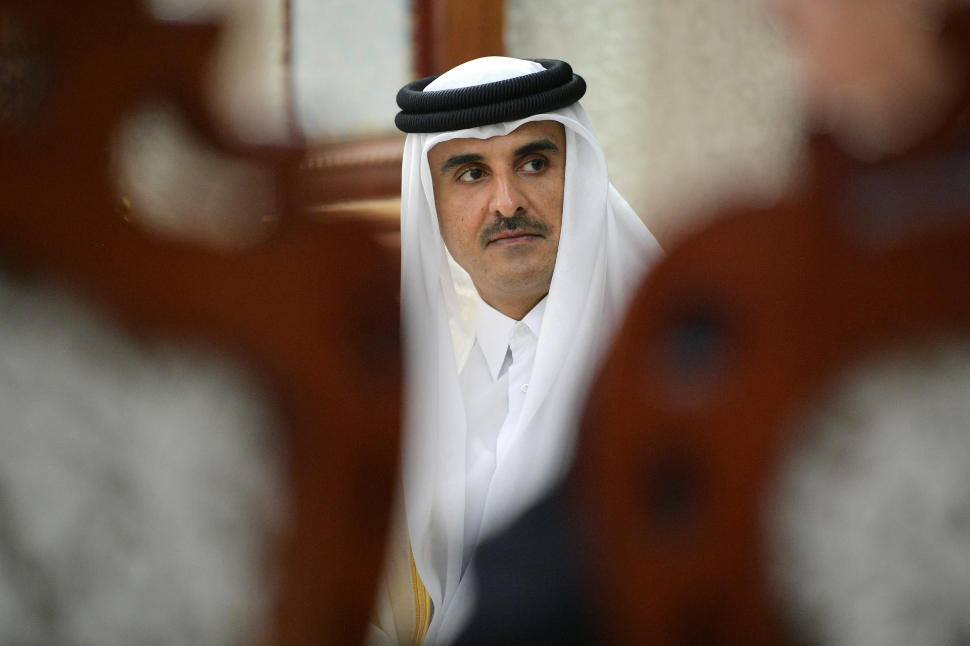 أمير قطر يبعث ببرقية تعزية لرئيس الإمارات بوفاة سلطان بن زايد آل نهيان