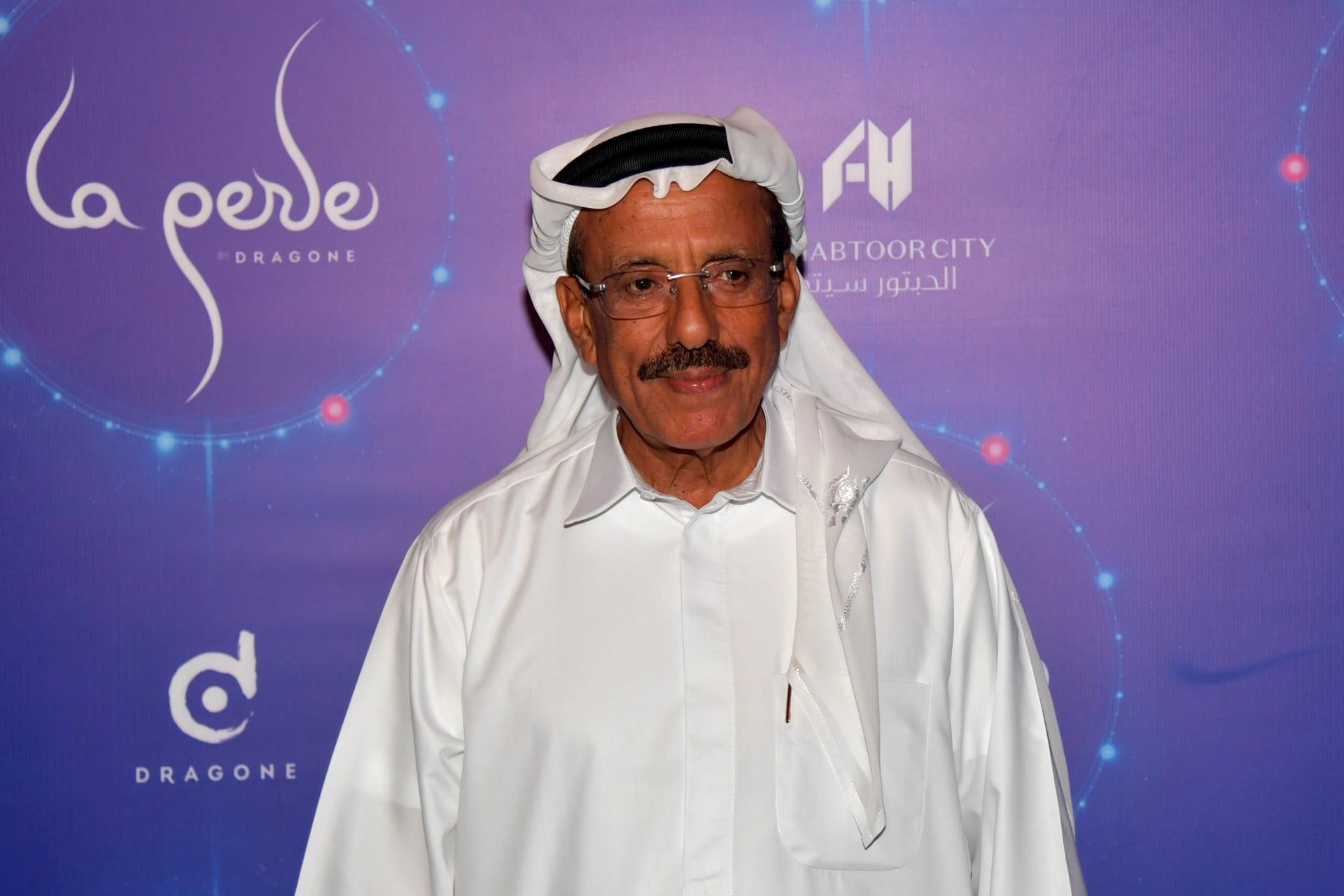 رجل الأعمال الإماراتي خلف الحبتور