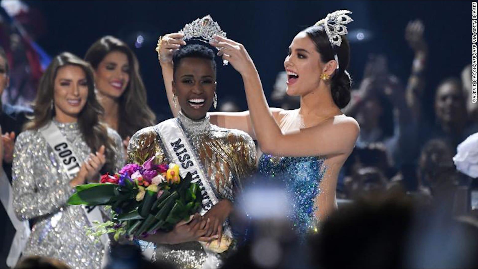 ملكة جمال الكون 2019