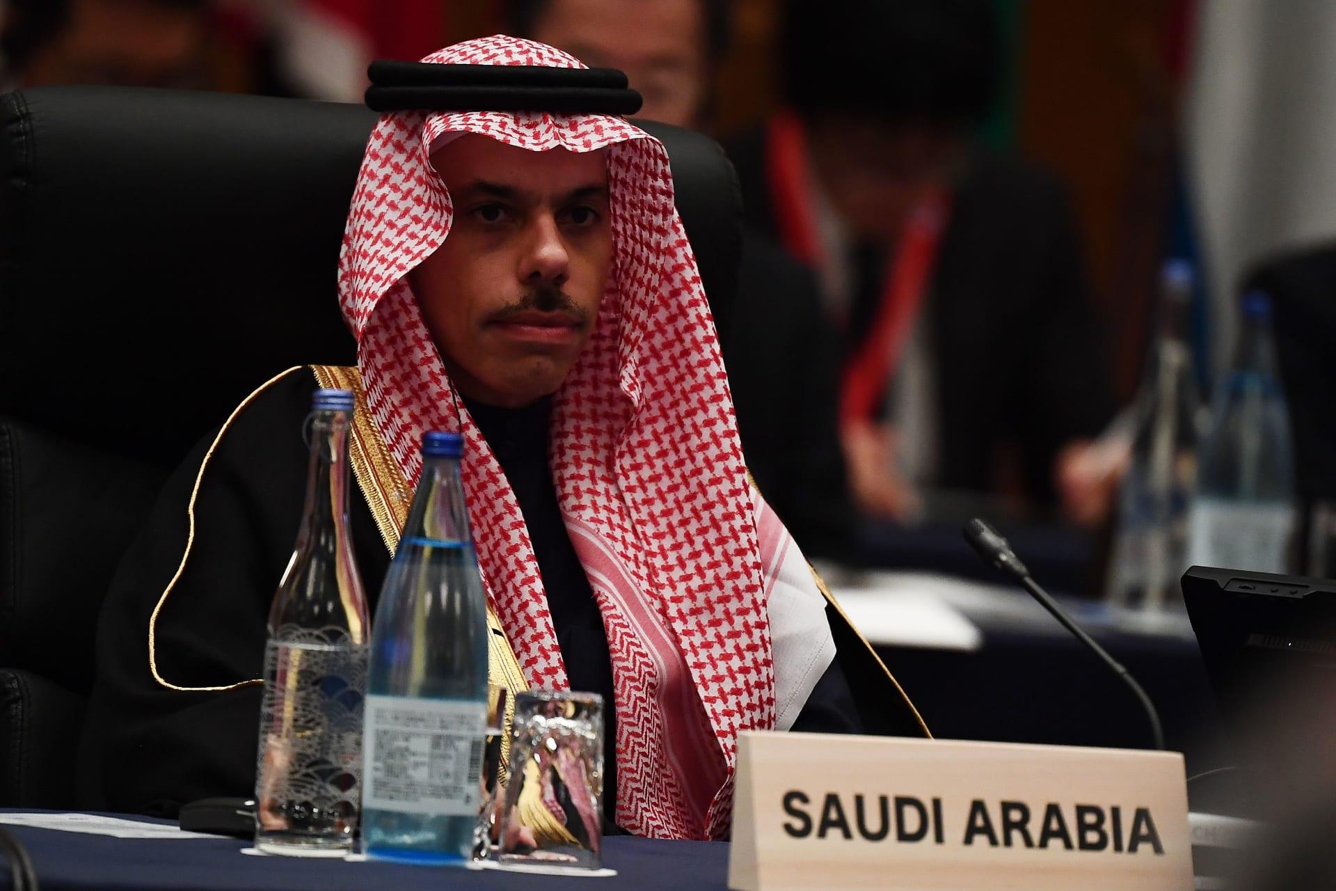 وزير الخارجية السعودي: جهود المفاوضات بشأن أزمة قطر مٌستمرة.. وإيران تُهدد الجميع