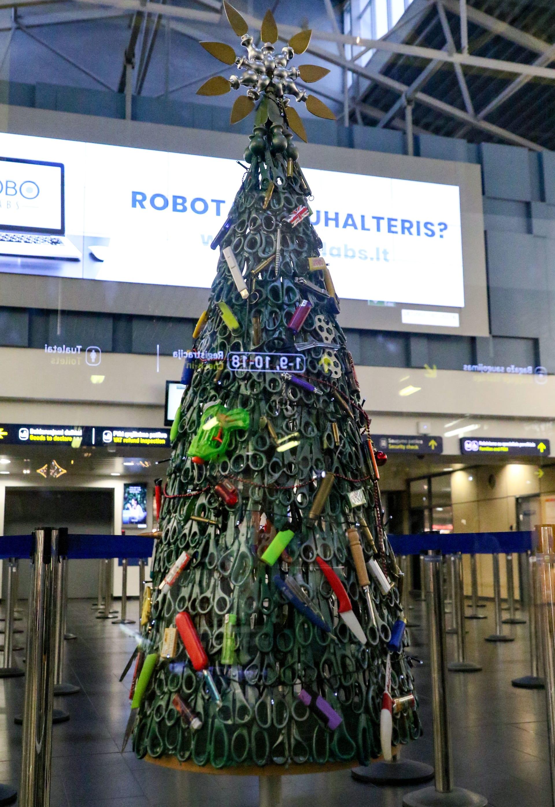 مطار فيلنيوس الدولي