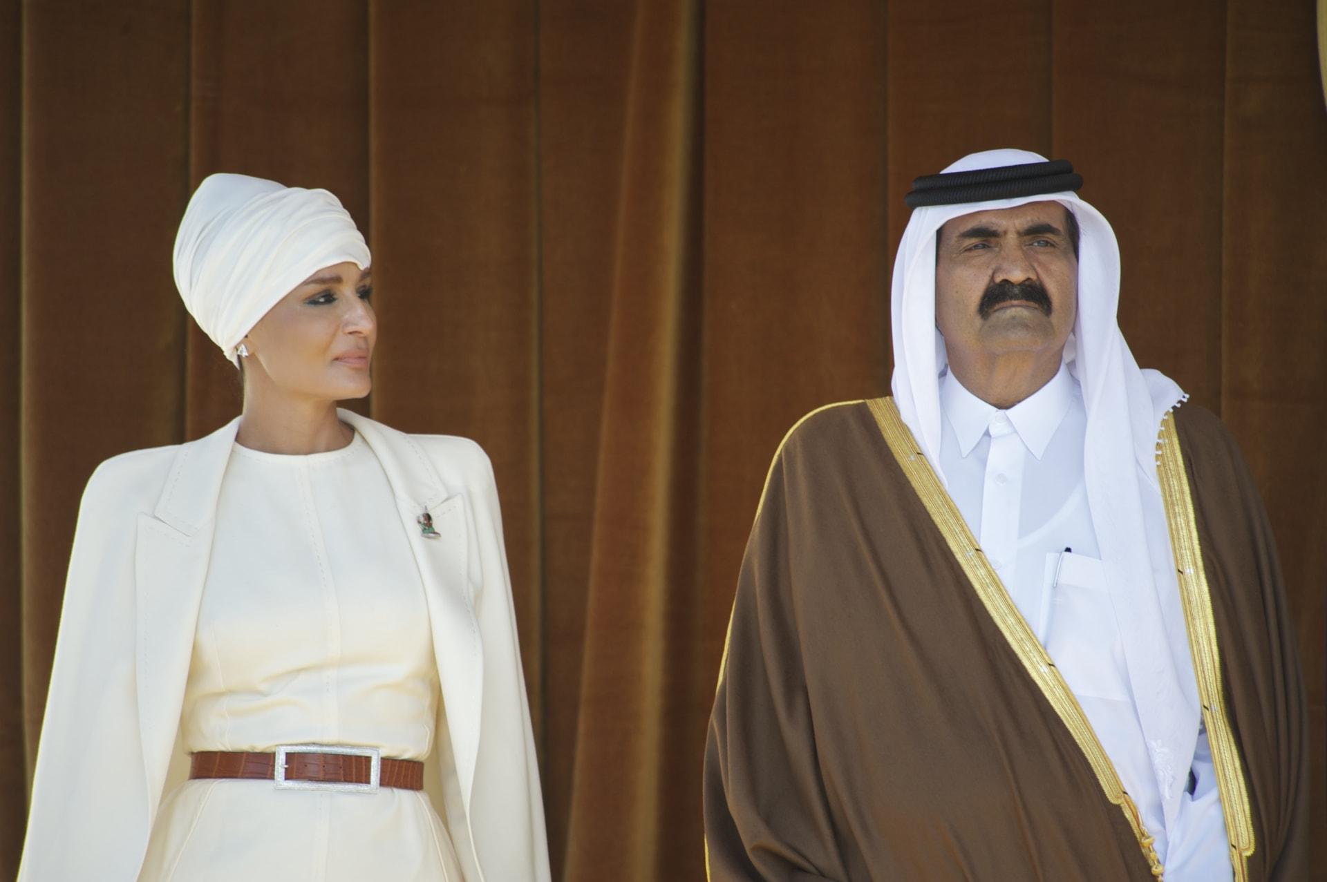 أردوغان عن ضجة شراء الشيخة موزا والدة أمير قطر أرض في تركيا: ملك السعودية اشترى أرضا سابقا