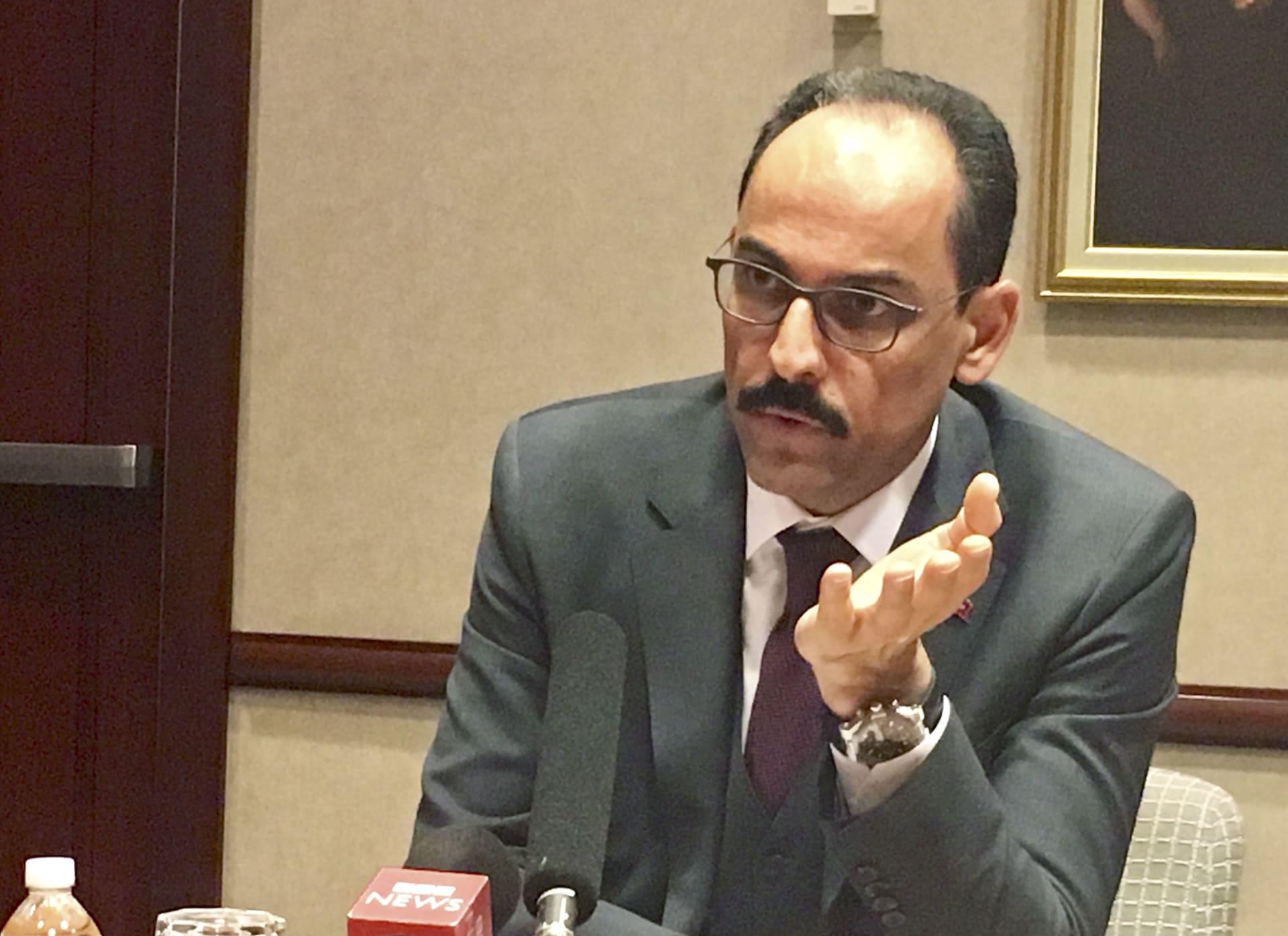 """الرئاسة التركية: مصر """"سعيدة جدًا""""بالاتفاقية البحرية مع حكومة الوفاق.. ولن نحتل ليبيا"""