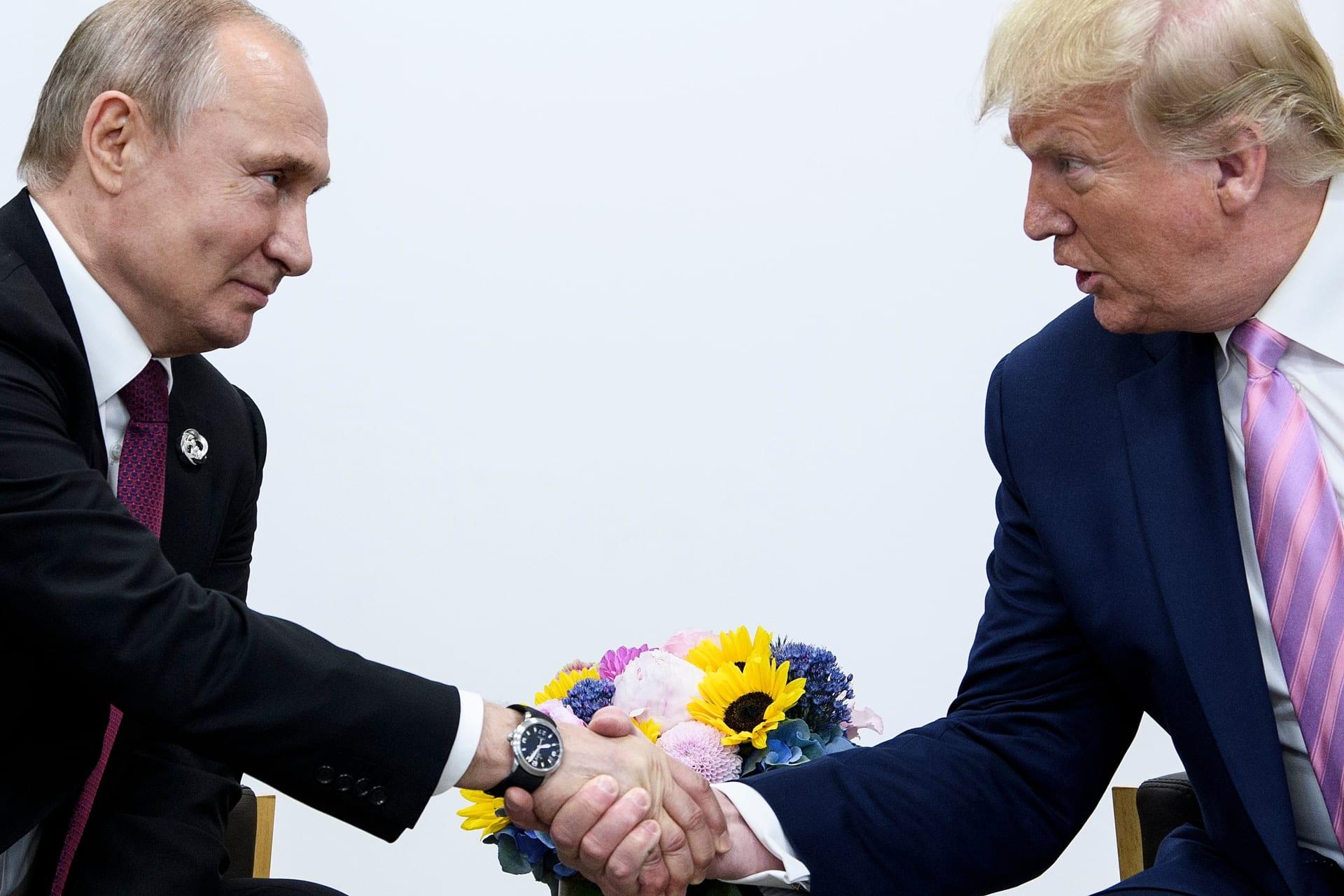 الكرملين: بوتين شكر ترامب على تمرير معلومات استخباراتية أحبطت عمليات إرهابية في روسيا
