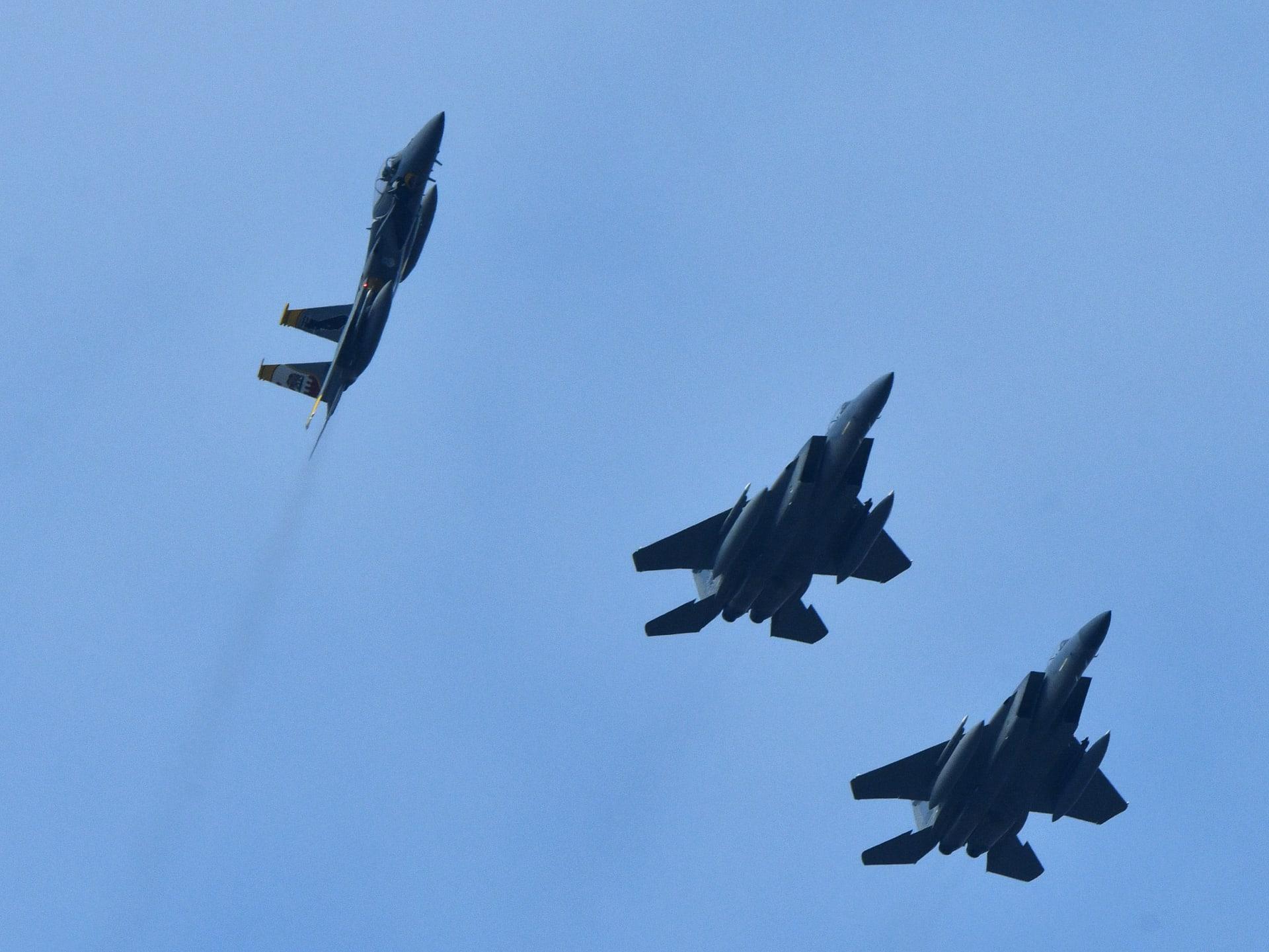 بعد استهداف قاعدة تضم قوات أمريكية... البنتاغون: نفذنا ضربات جوية ضد 5 مواقع لحزب الله العراقي
