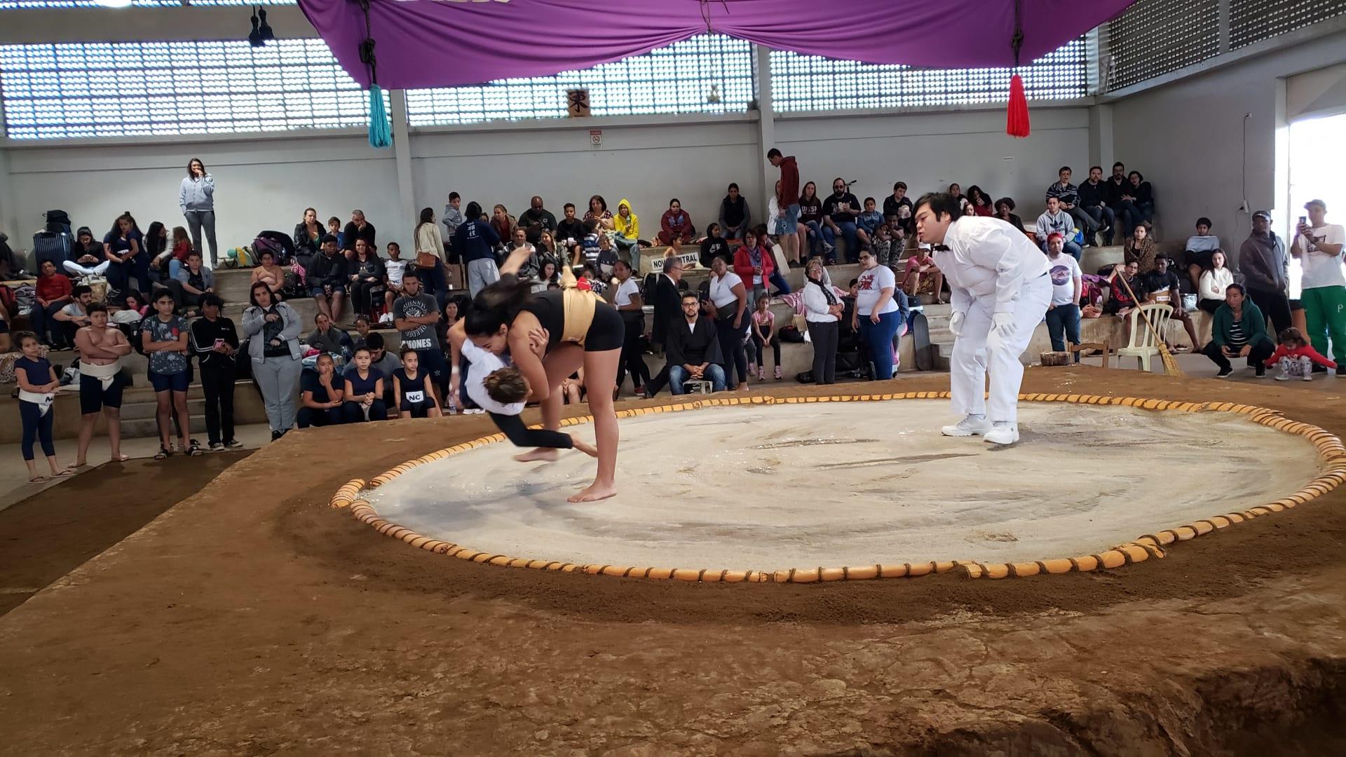 مصارعة السومو في البرازيل