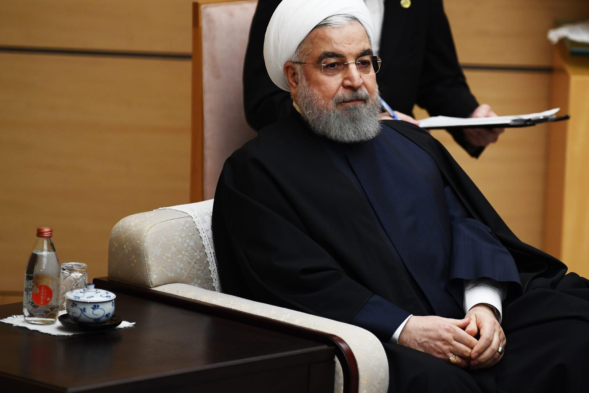 روحاني: نواجه أيامًا صعبة.. الحظر الاقتصادي منع حصولنا على عوائد قيمتها 200 مليار دولار
