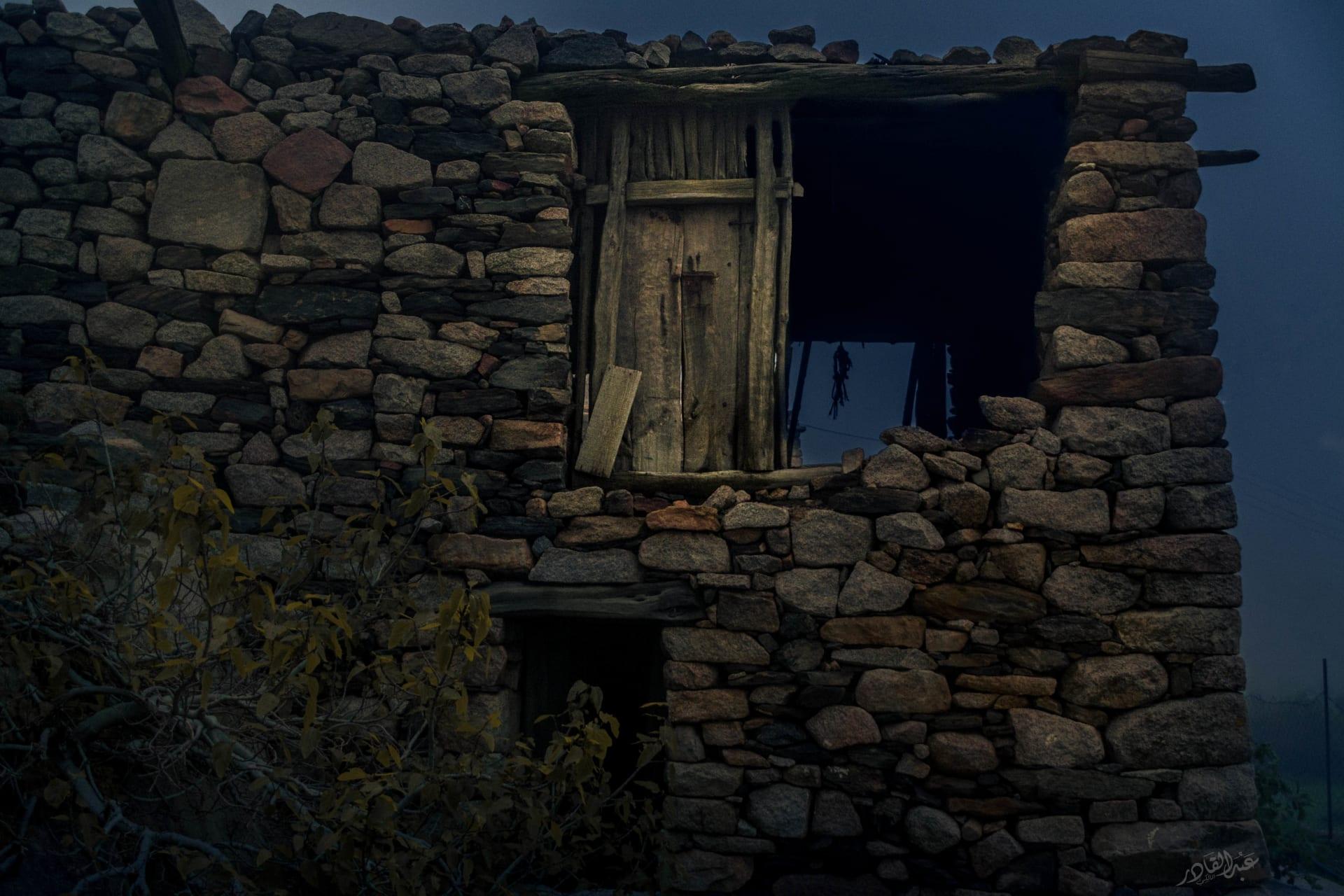 """قرية """"أصفة"""" في السعودية"""