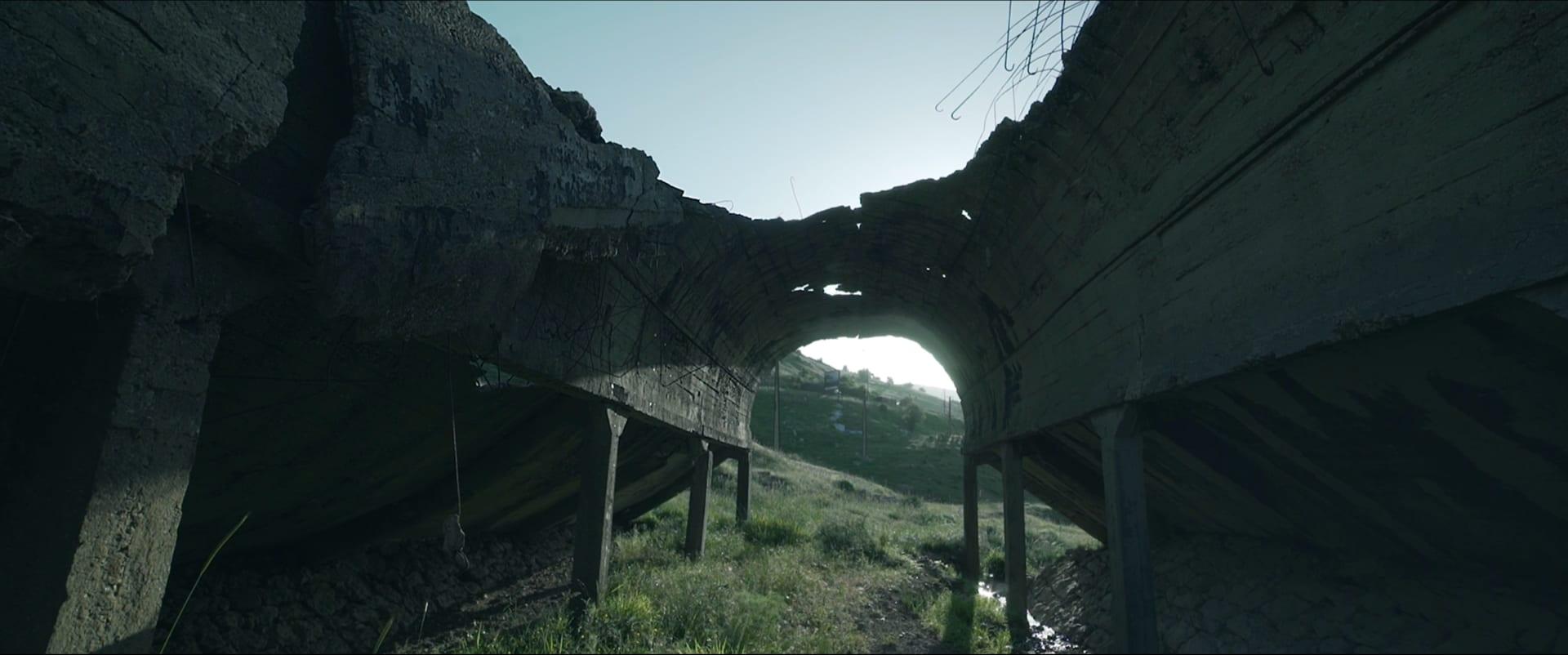 """صورة من فيلم """"بيروت المحطة الأخيرة"""""""