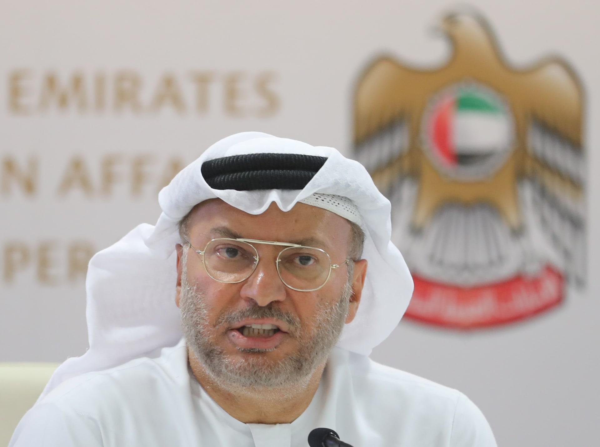الإمارات بعد مقتل سليماني: لابد من تغليب الحلول السياسية على التصعيد في المنطقة