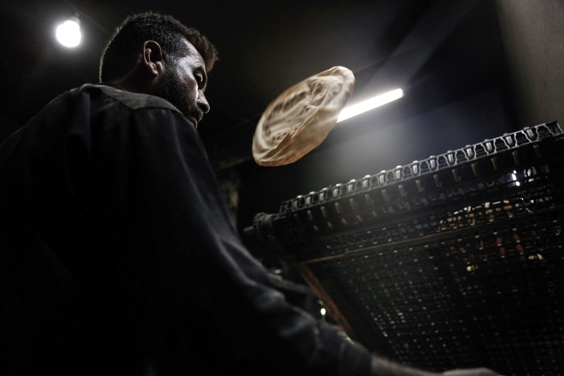 مخبز في سوريا
