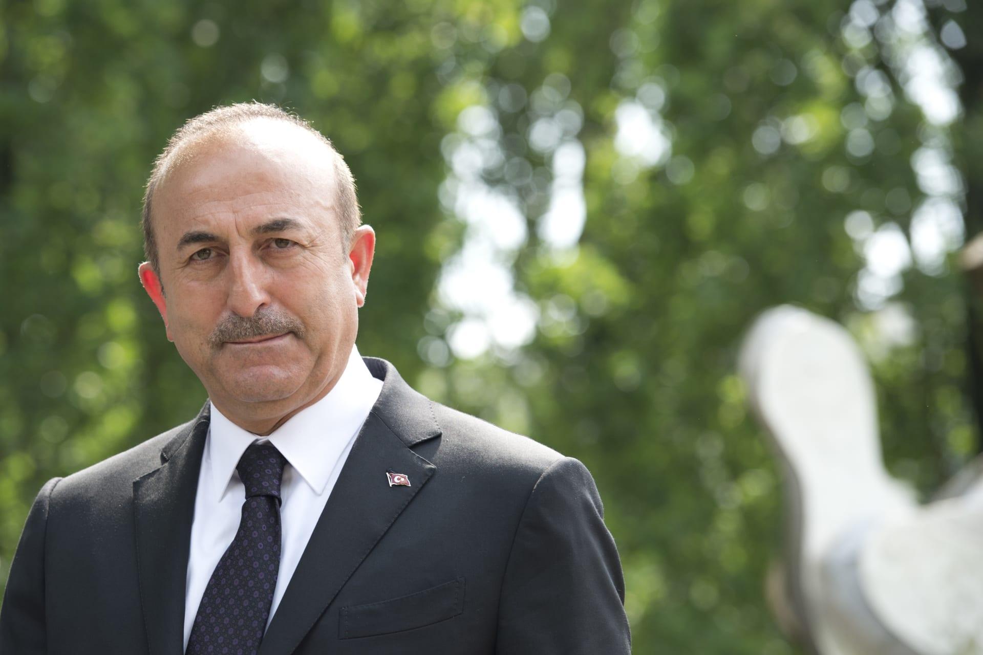 """وزير خارجية تركيا: مواقف مصر الحالية """"ليست صحيحة"""" وشروطها """"غير مقبولة"""""""