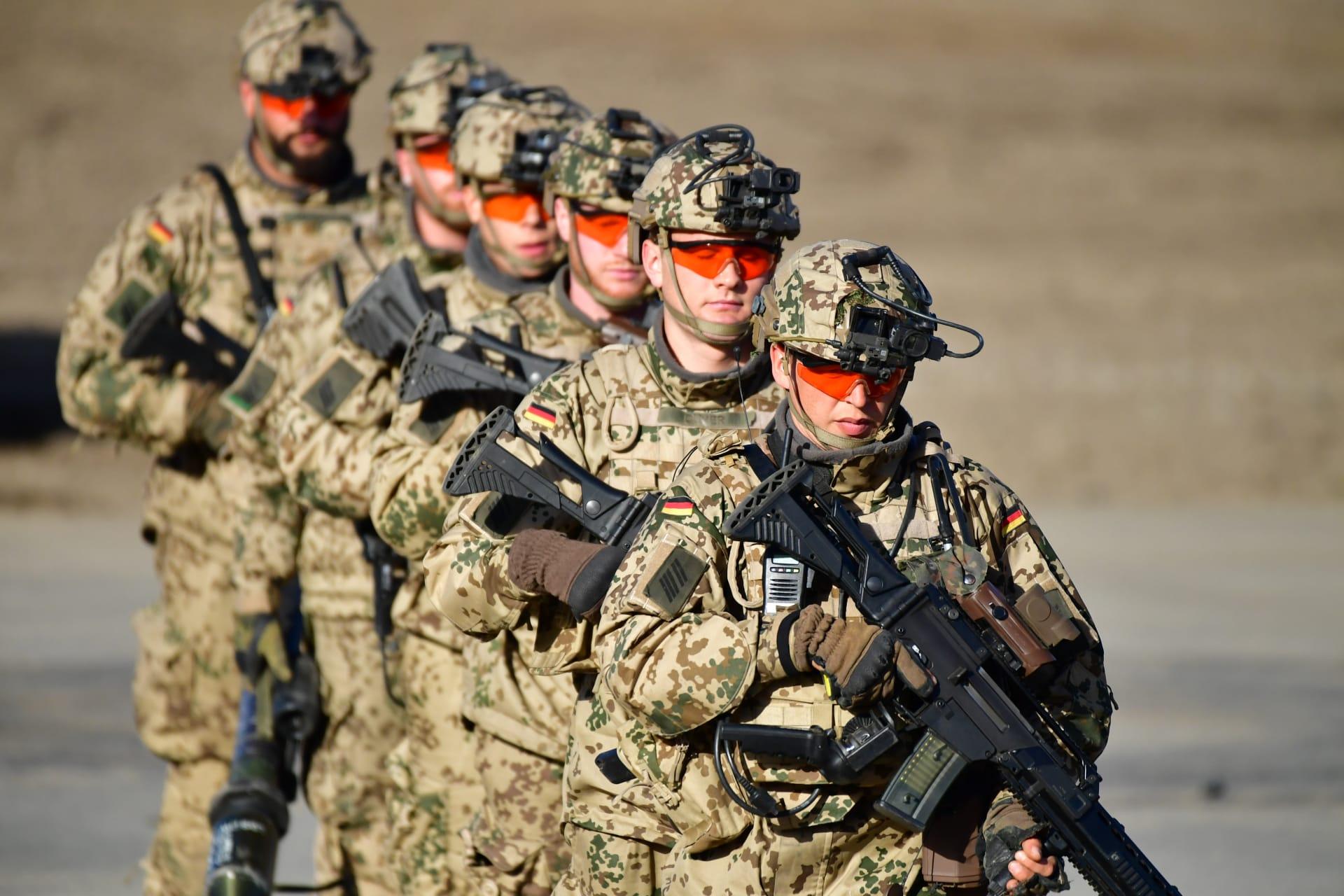 ألمانيا تسحب بعض قواتها من العراق مؤقتًا بسبب التوترات
