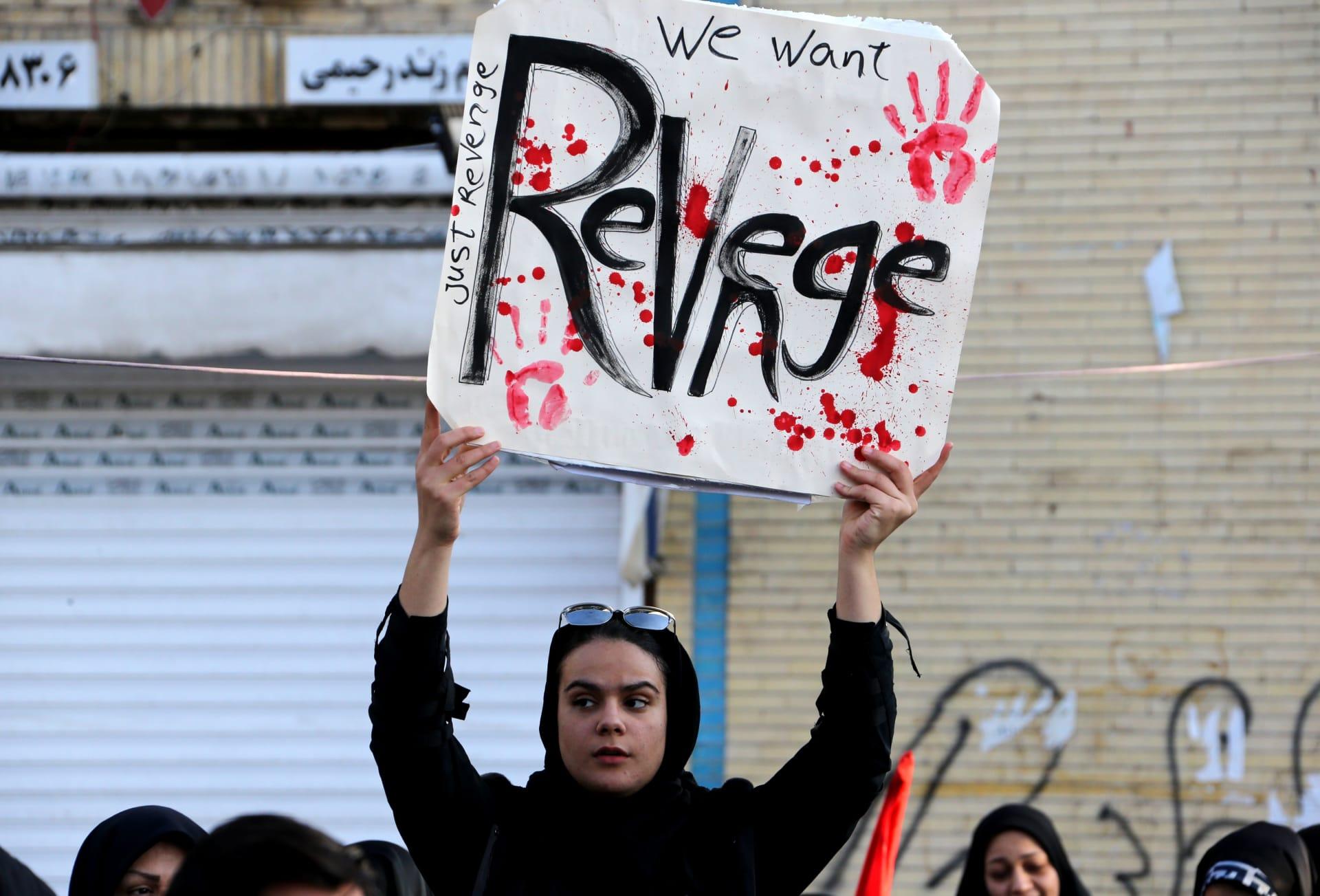"""""""عملية سليماني""""..الجيش الإيراني يهدد بـ""""رد ساحق"""" على أي """"عدوان"""" أمريكي"""