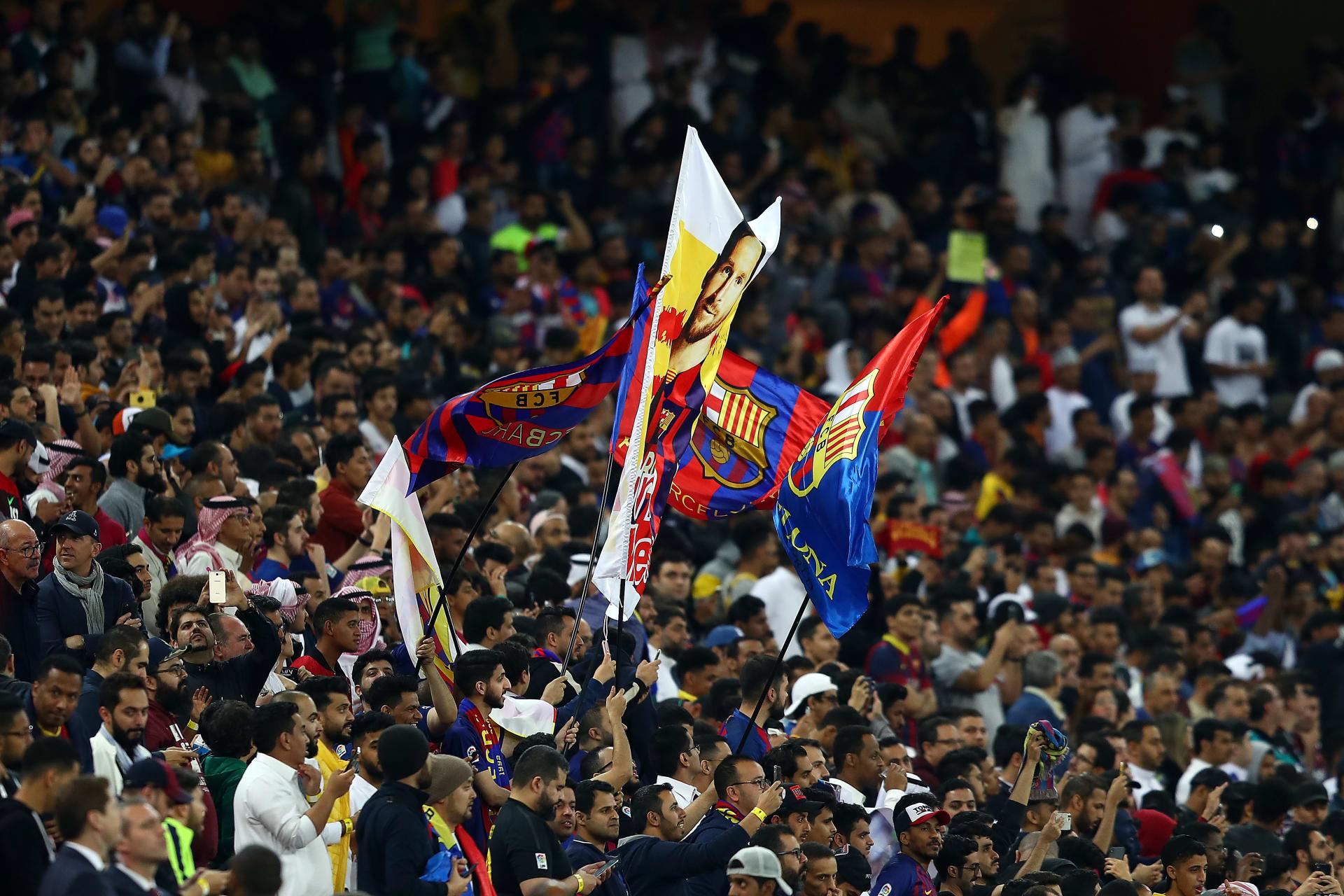 شبكة رياضية تُوقف مُراسلة عربية أثارت غضب سعوديين على هامش السوبر الإسباني