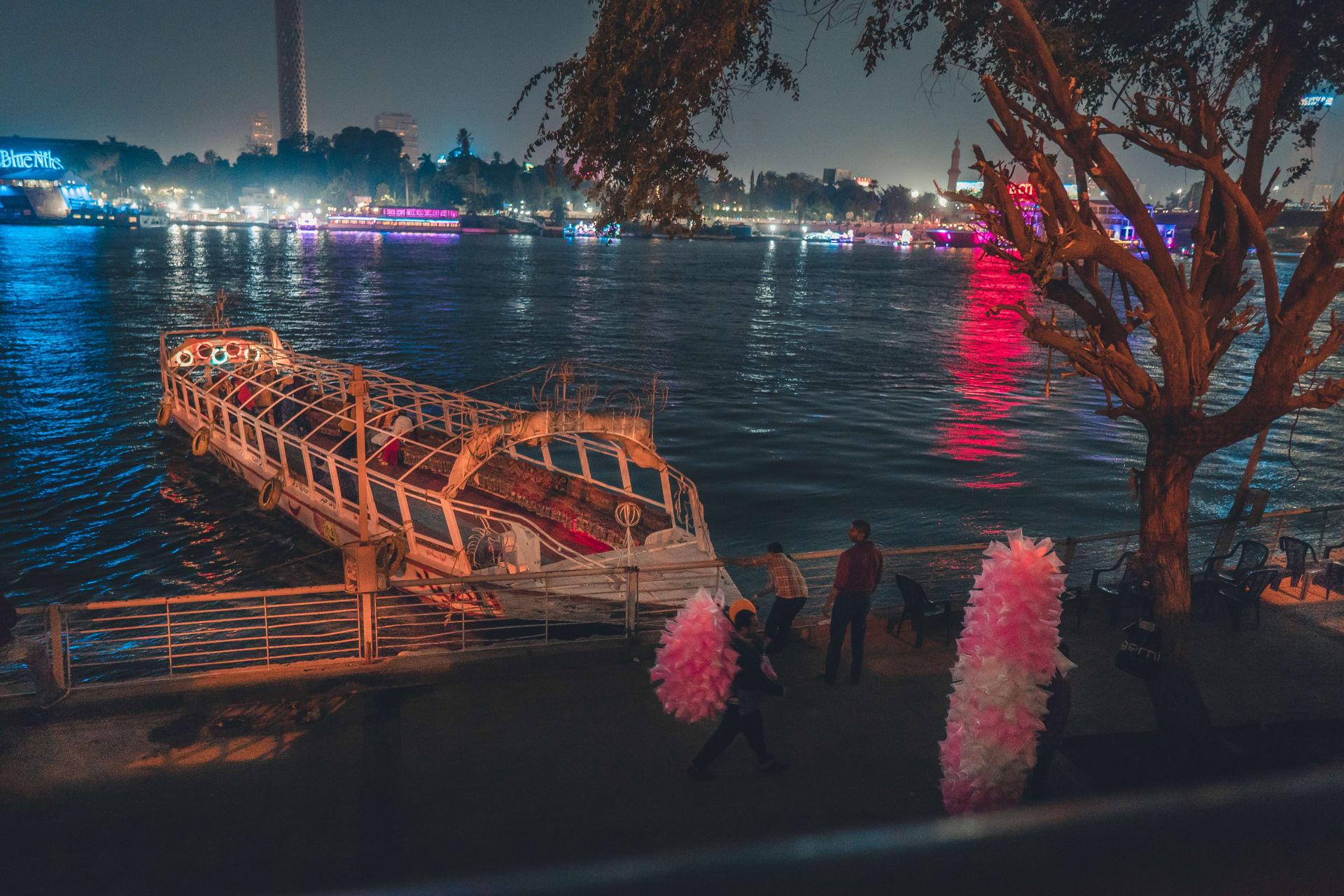 مشروع التفاعل الاجتماعي على النيل