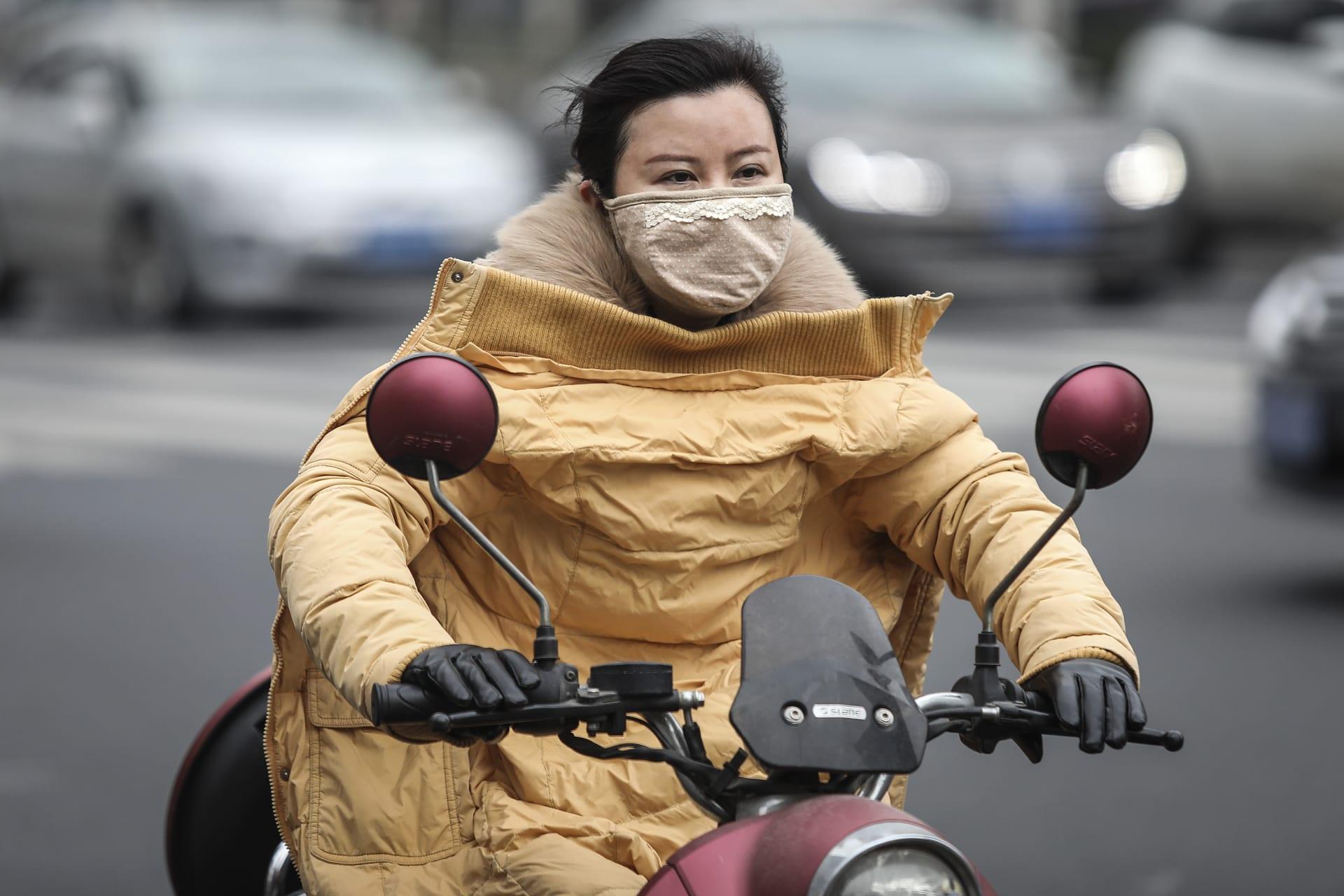 دراسة تحذر من أن حالات الإصابة بالفيروس التاجي بالصين خُفضت بشكل كبير