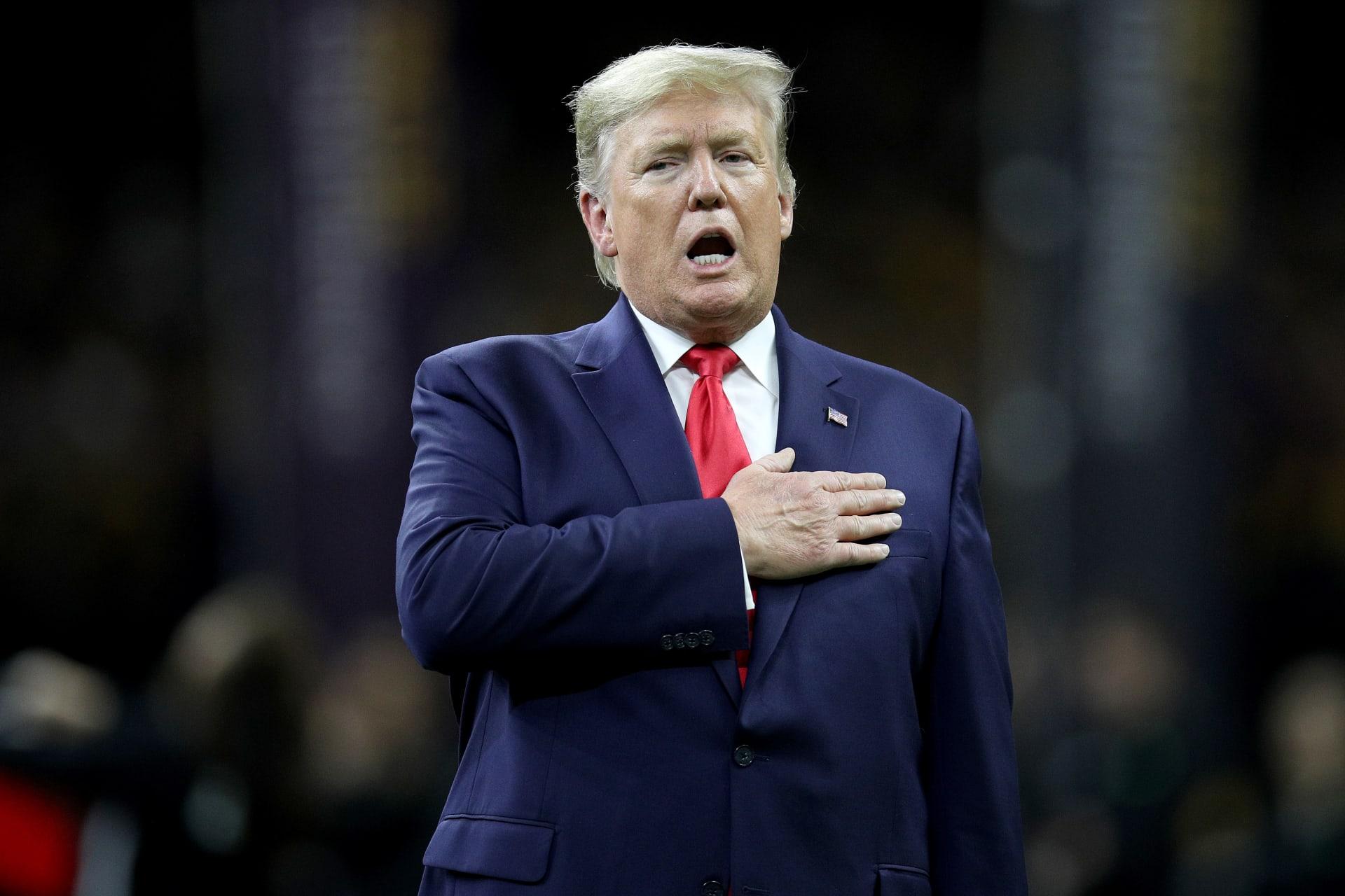 مساءلة ترامب.. مرافعات مُكثفة بمجلس الشيوخ.. واحتمال إعلان برائته الأسبوع المُقبل