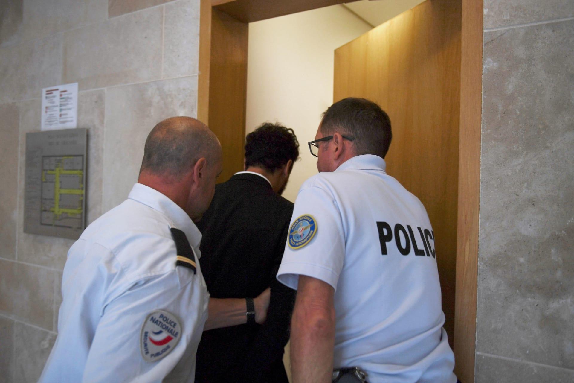 إحالة سعد لمجرد إلى المحاكمة الجنائية بتهمة اغتصاب فتاة فرنسية
