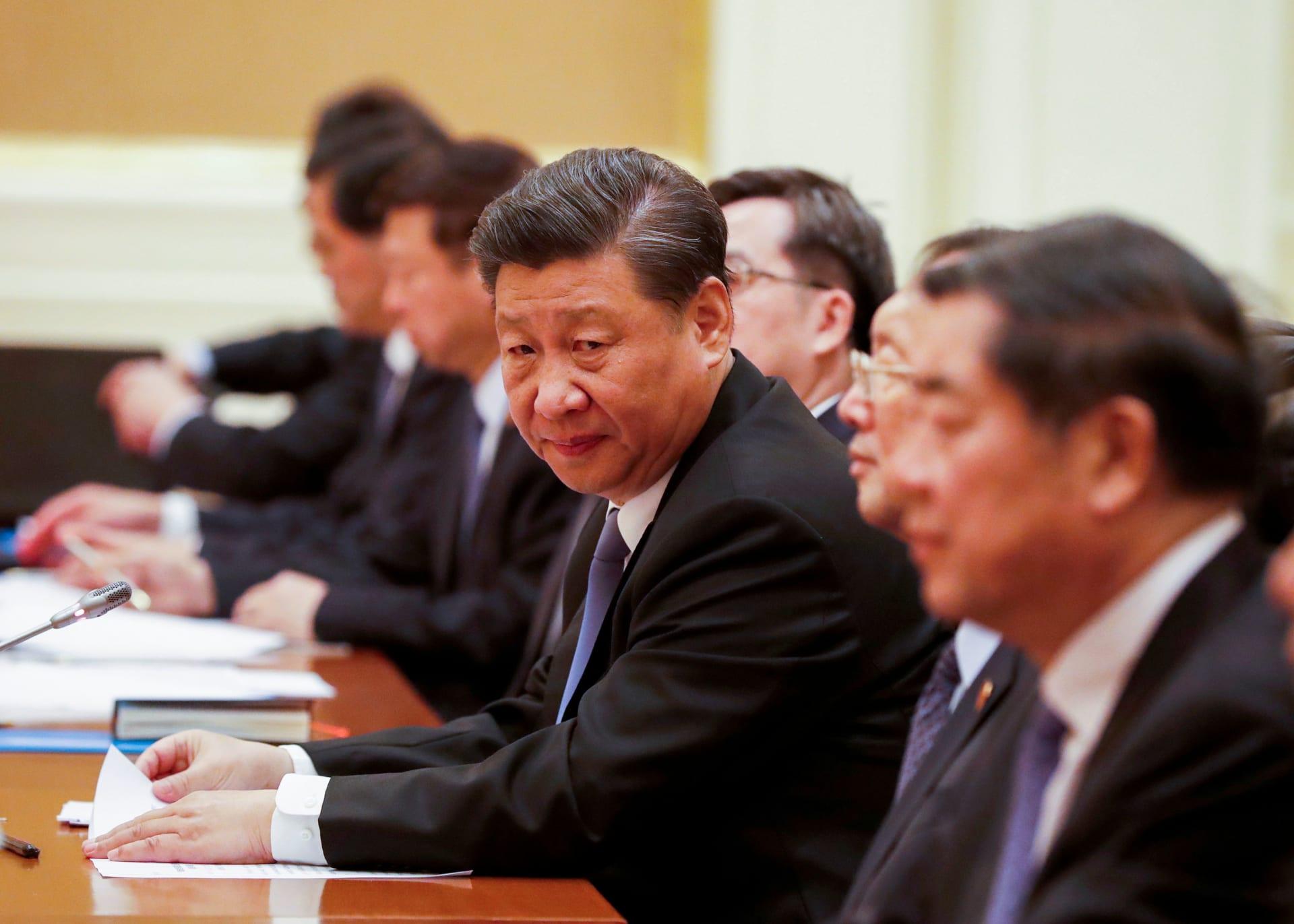 """الرئيس الصيني يعقد اجتماعا مع مسؤولين رفيعي المستوى بشان """"كورونا"""".. فبماذا طالب الحكومة؟"""