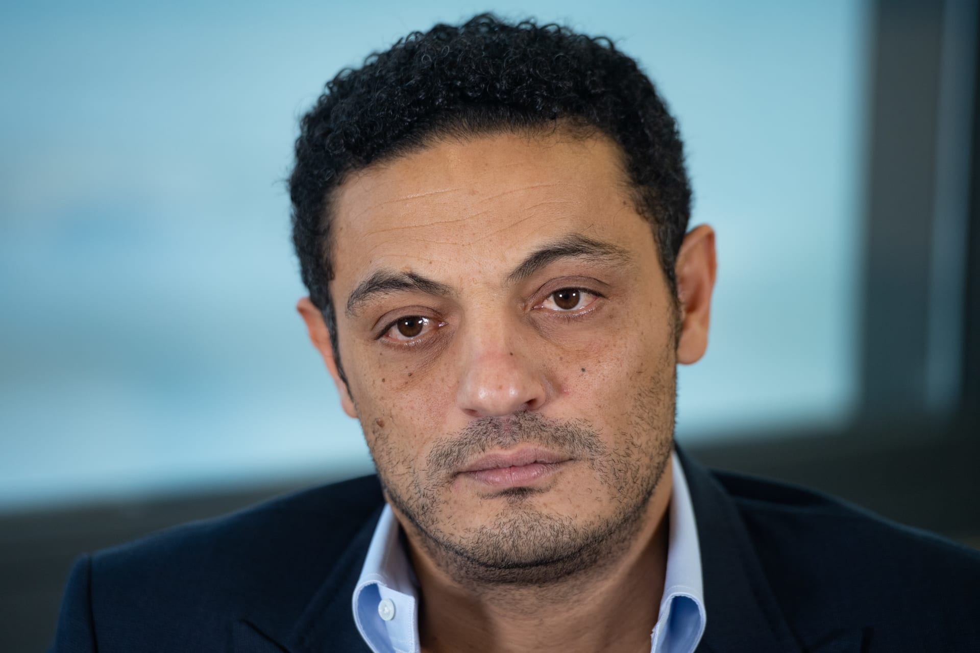 رجل الأعمال والممثل المصري محمد علي