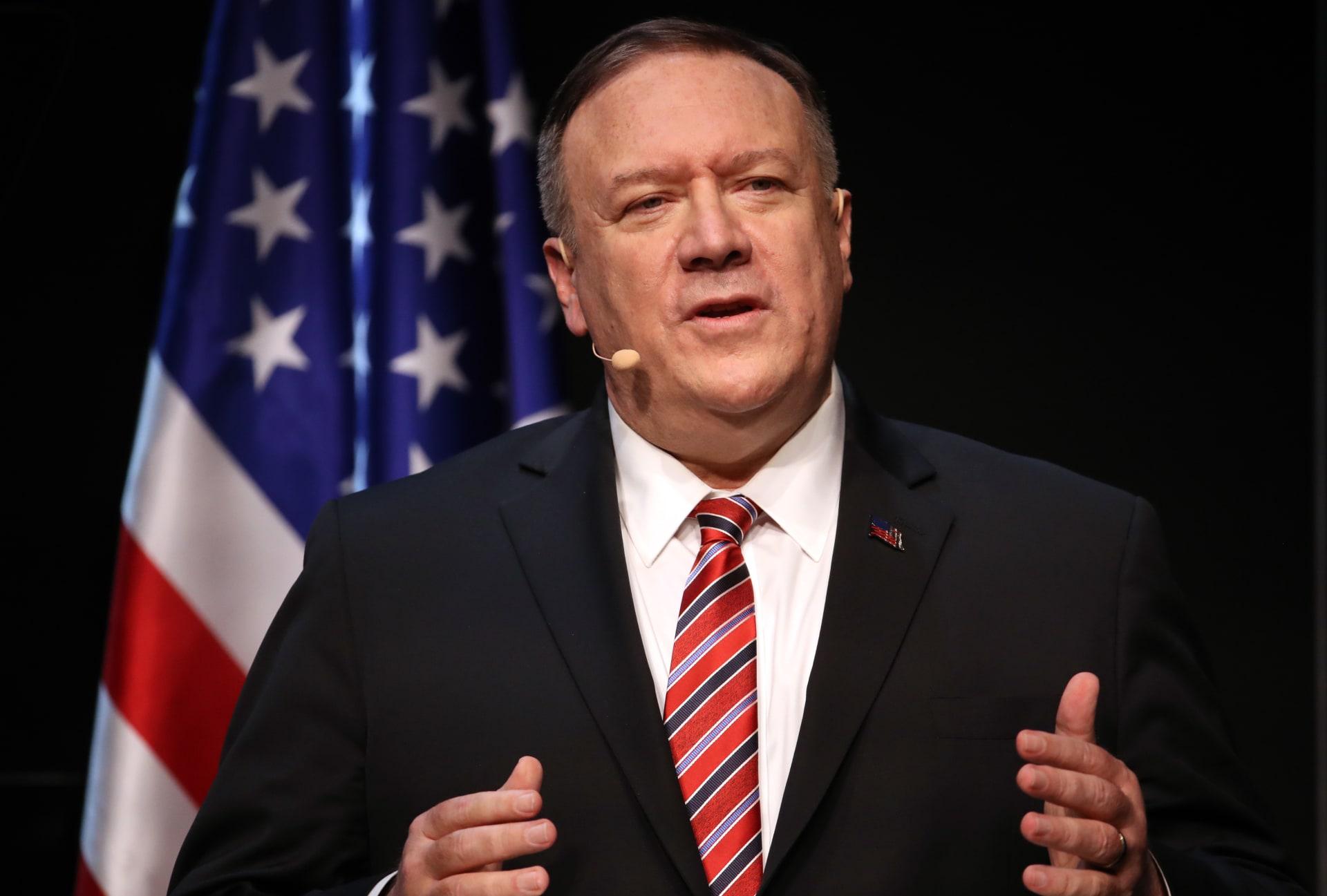الخارجية الأمريكية تؤكد مقتل شخص في الهجوم الصاروخي على سفارة واشنطن بالعراق