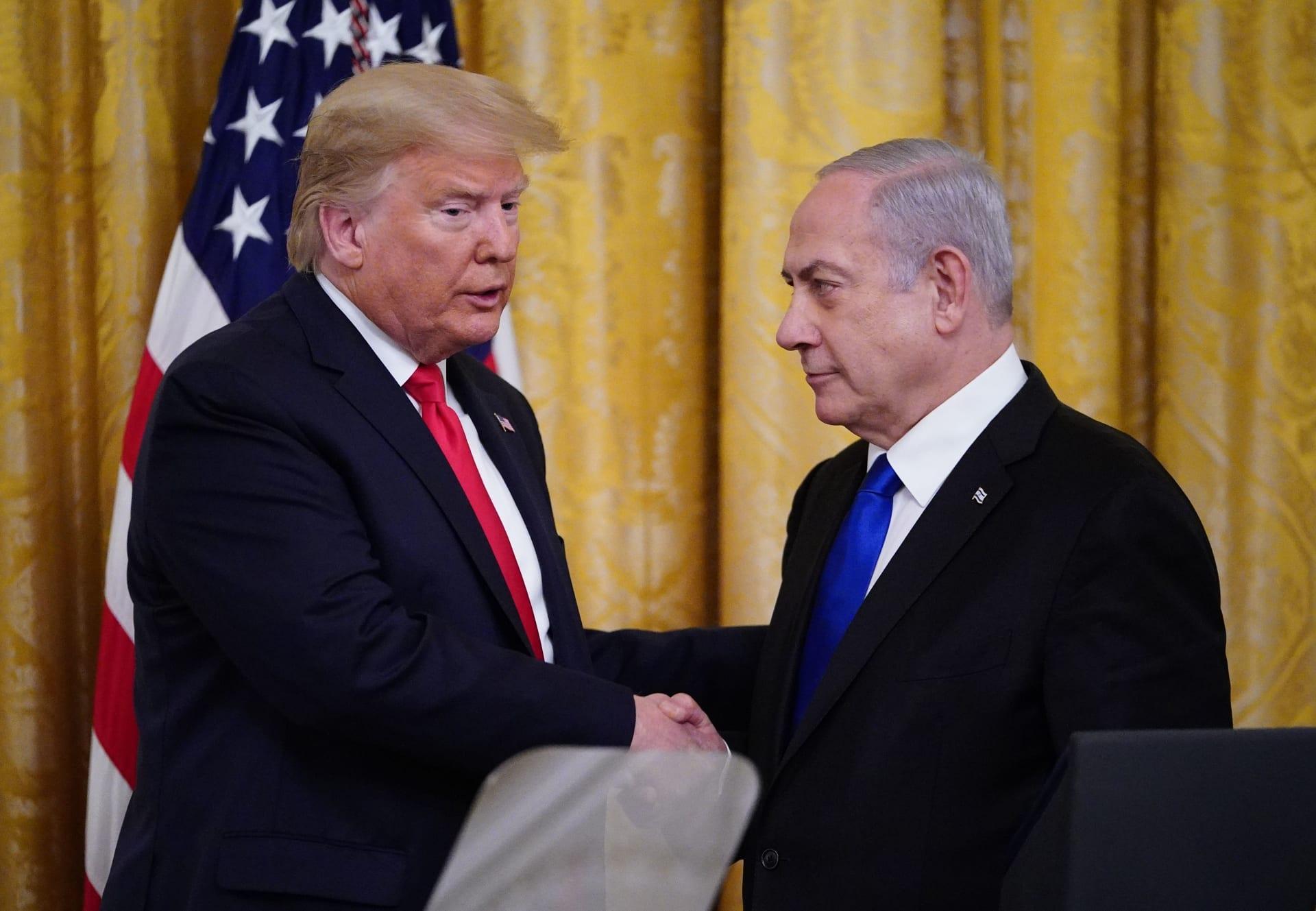 """وضع القدس و""""فرصة"""" للفلسطينيين.. أبرز ما كشف عنه ترامب من تفاصيل """"صفقة القرن"""""""