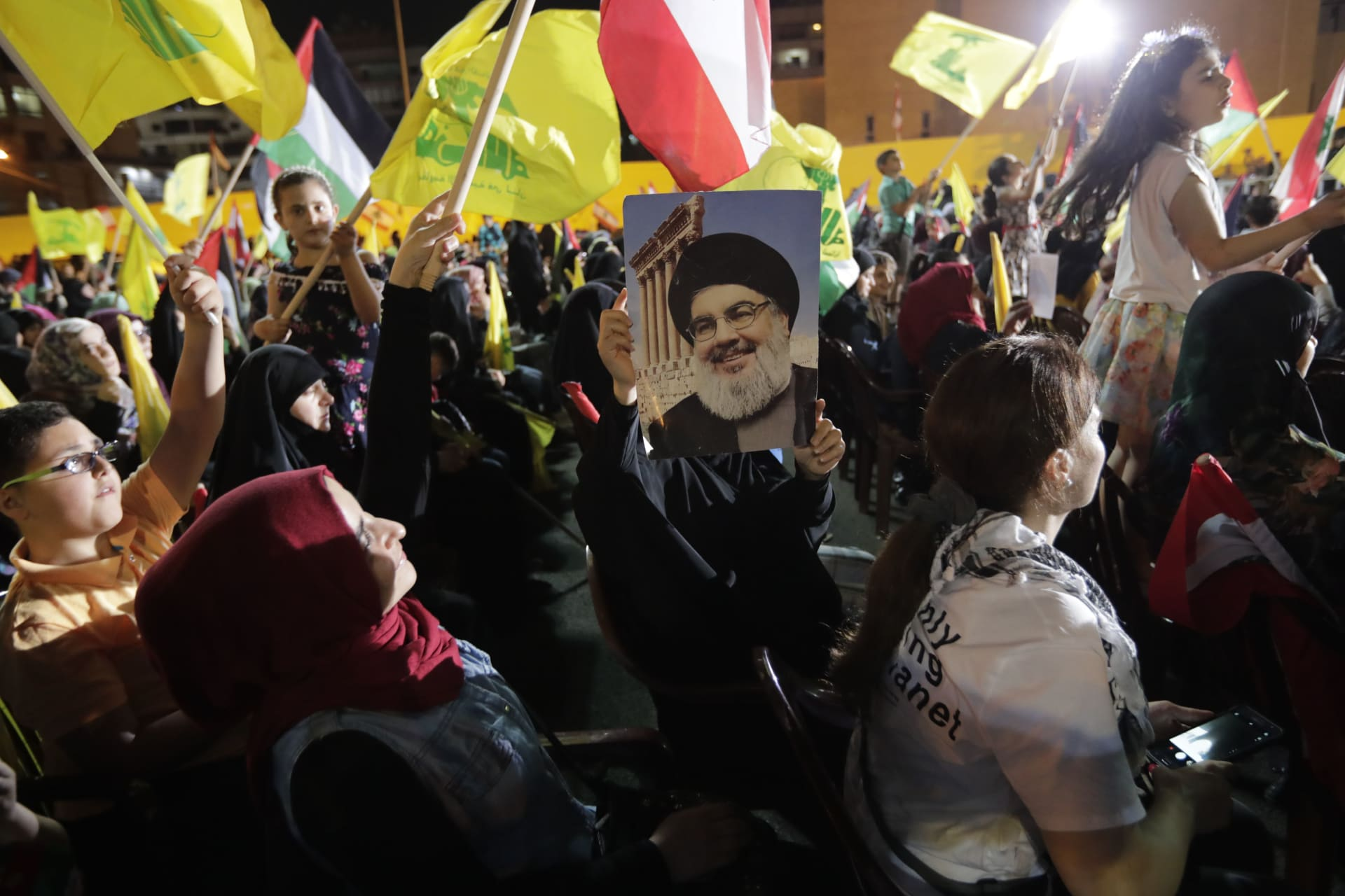 """حزب الله عن خطة السلام الأمريكية: """"صفقة العار"""" سيكون لها تداعيات خطيرة للغاية على المنطقة وشعوبها"""