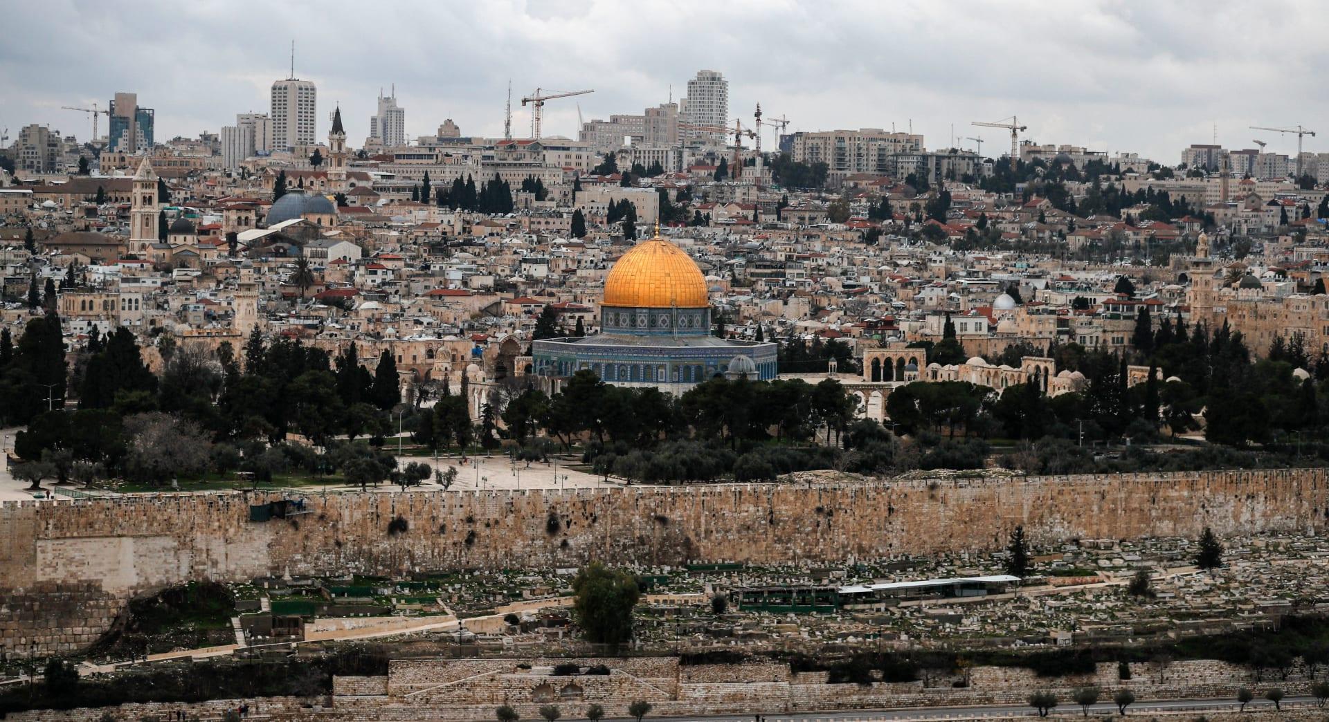 """نصت على القدس عاصمة """"غير مُقسمة"""" لإسرائيل.. فأين تقع عاصمة فلسطين في خطة ترامب"""