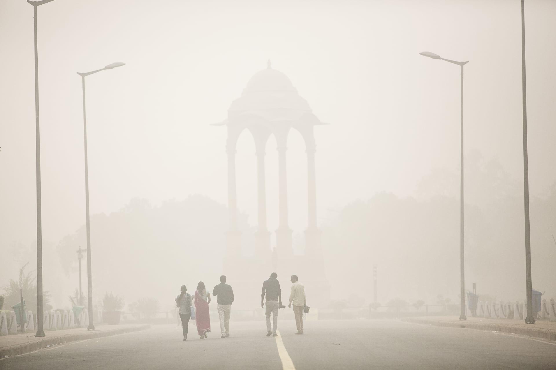التعرض لمستويات منخفضة من تلوث الهواء قد يزيد من خطر السكتة القلبية
