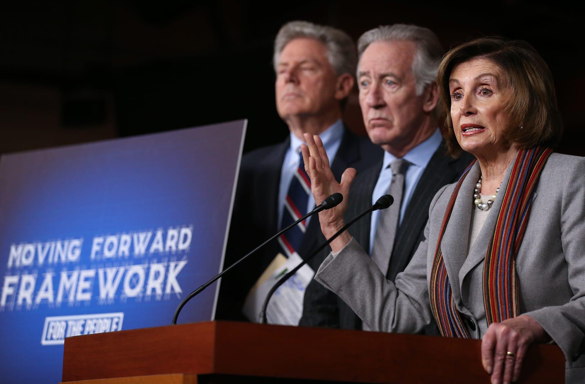 مجلس النواب الأمريكي يقر اثنين من إجراءات تحجيم قدرة ترامب على شن عمل عسكري ضد إيران