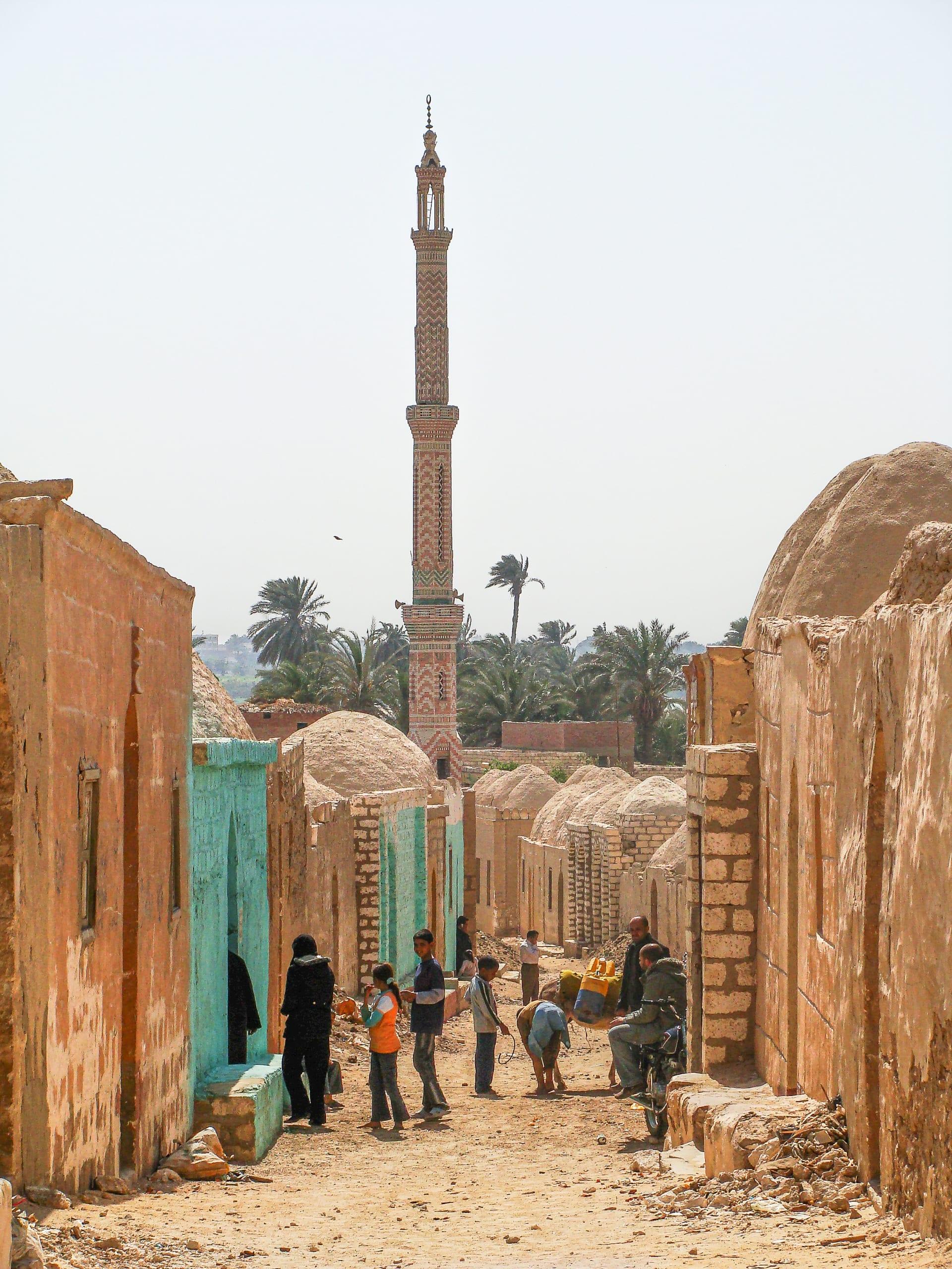 مقابر زاوية الميتين