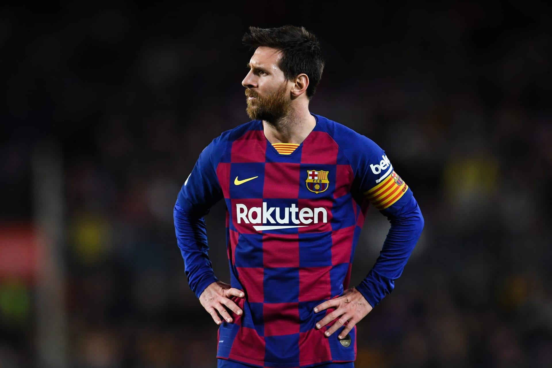 أبيدال يكشف تقاعس لاعبي برشلونة تحت إدارة فالفيردي.. وميسي يرد: قُل أسماءهم