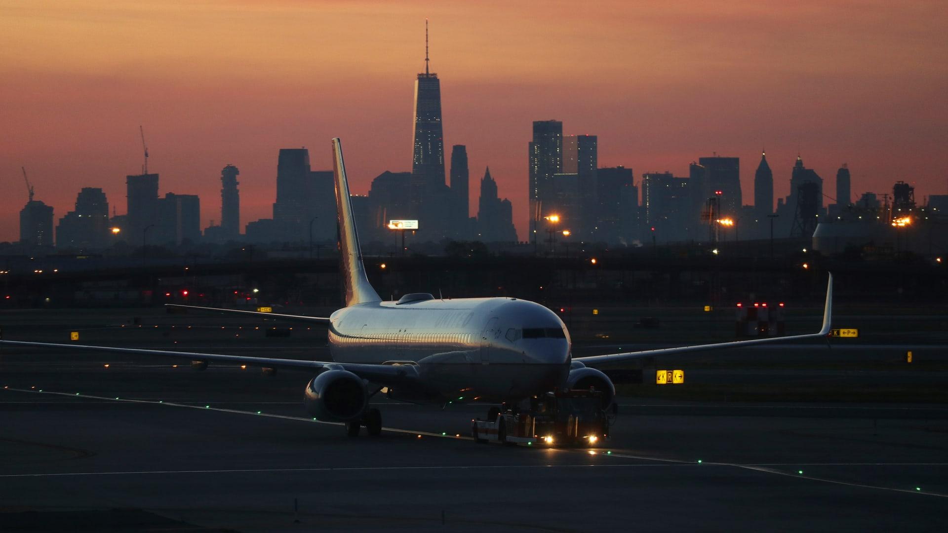 مطار المستقبل