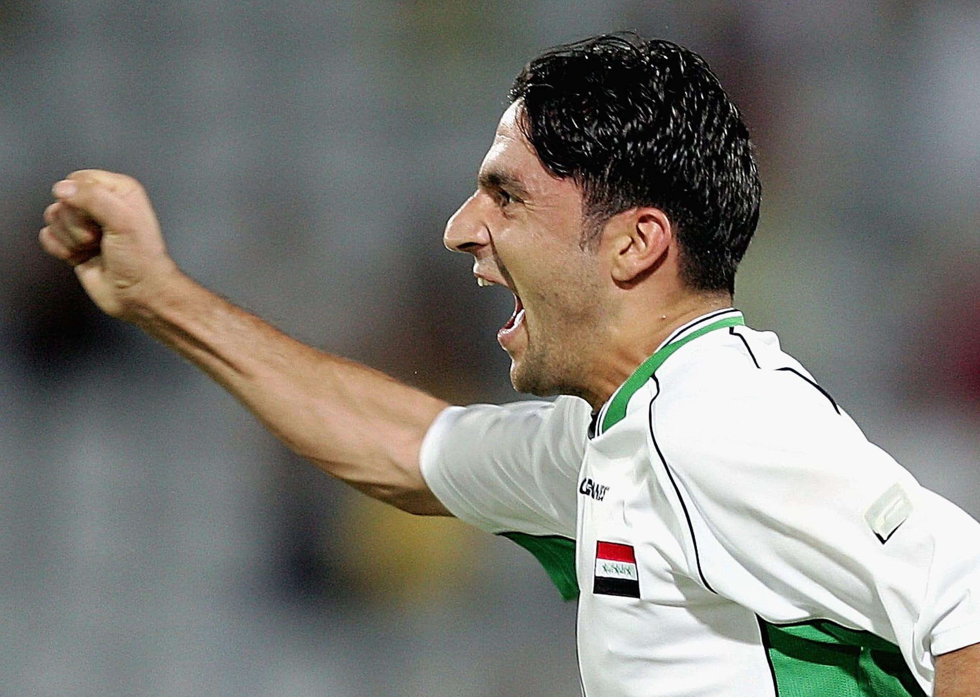 لاعب منتخب العراق سابقا يكشف حقيقة تعرضه لحادث سير ويدحض شائعة وفاته