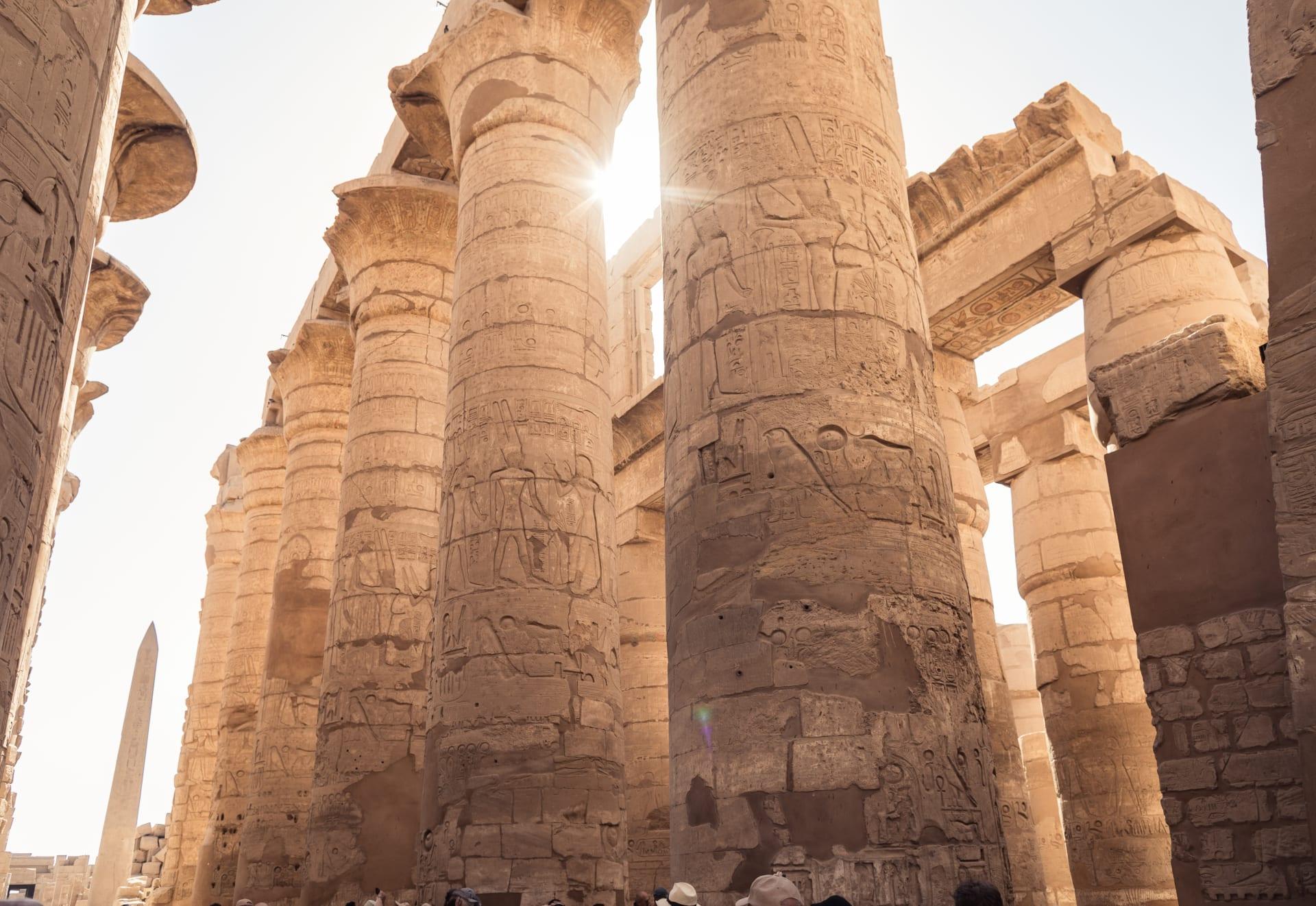 تتميز بفخامتها وحصريتها.. قد تكون هذه أكثر جولة ملكية تحصل عليها في مصر