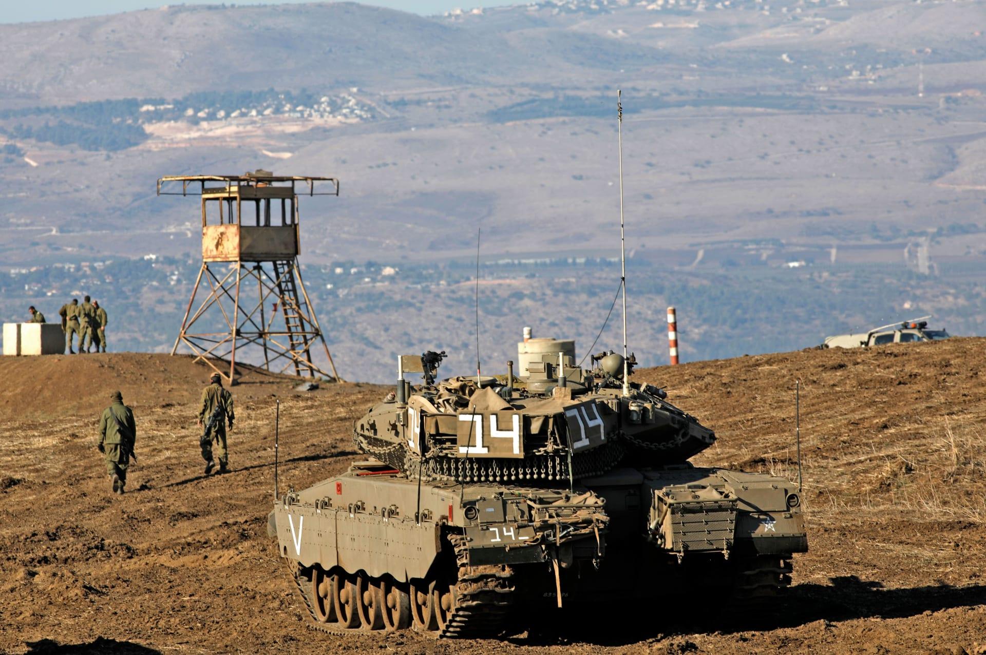 سانا: الدفاعات السورية اعترضت صواريخ إسرائيلية أُطلقت من هضبة الجولان