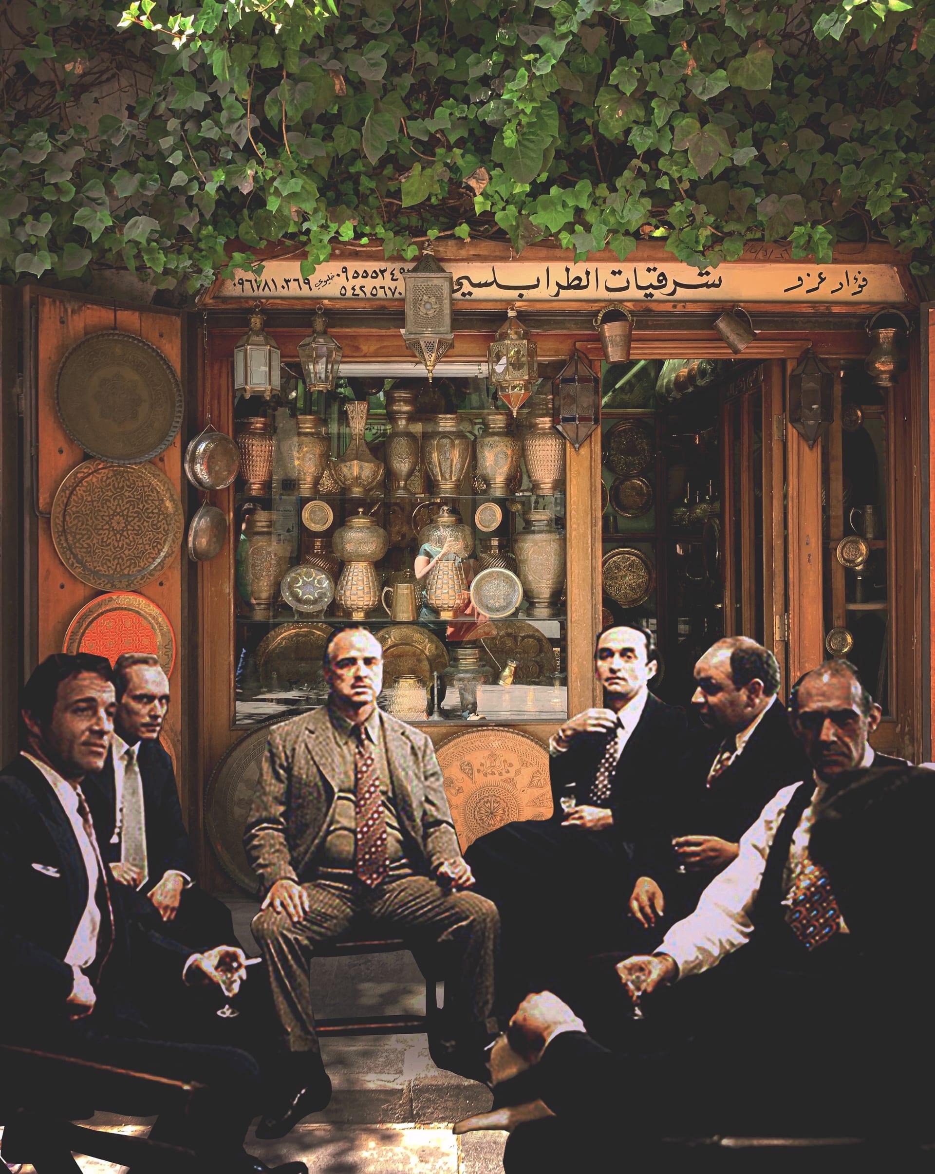 فيلم هوليودي بطابع سوري