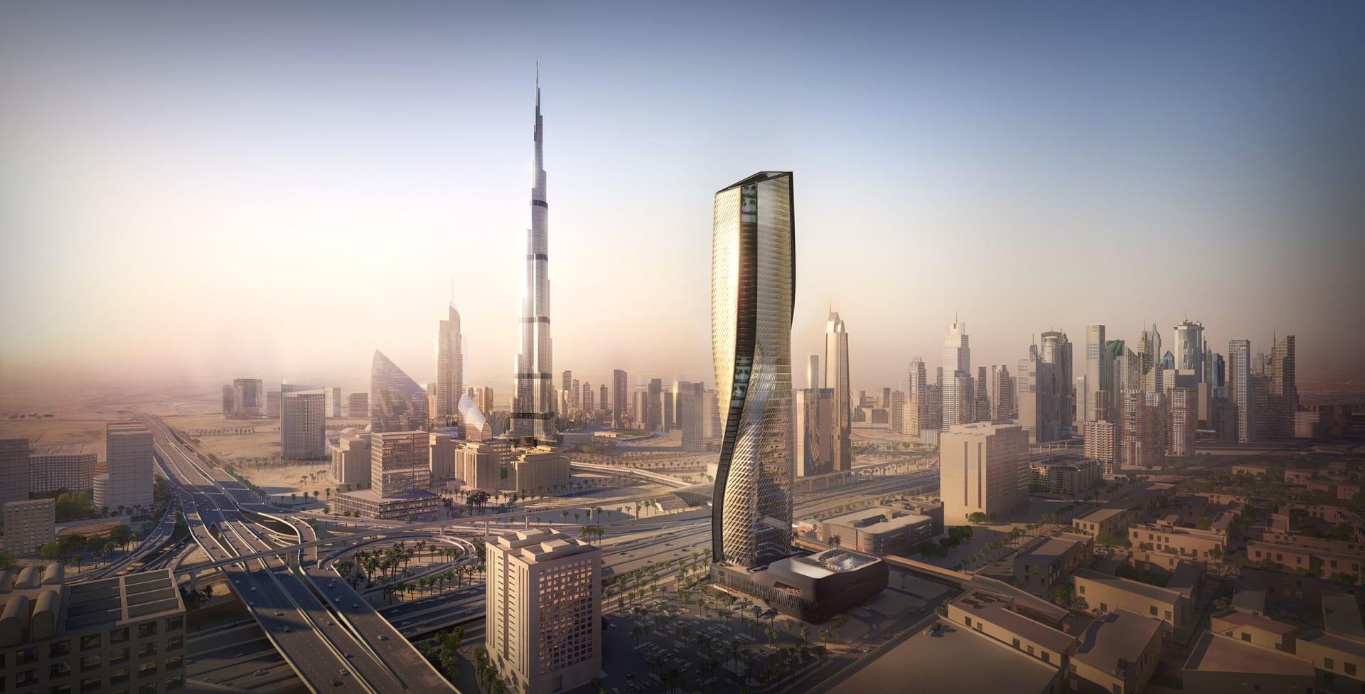 """قريباً في دبي.. سوف ترى أعجوبة معمارية """"تتنفس"""""""