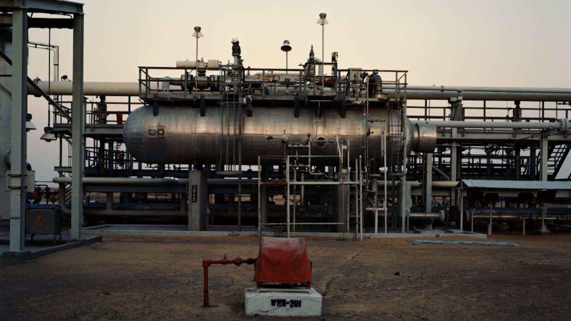 المناطق الصناعية داخل الإمارات العربية المتحدة