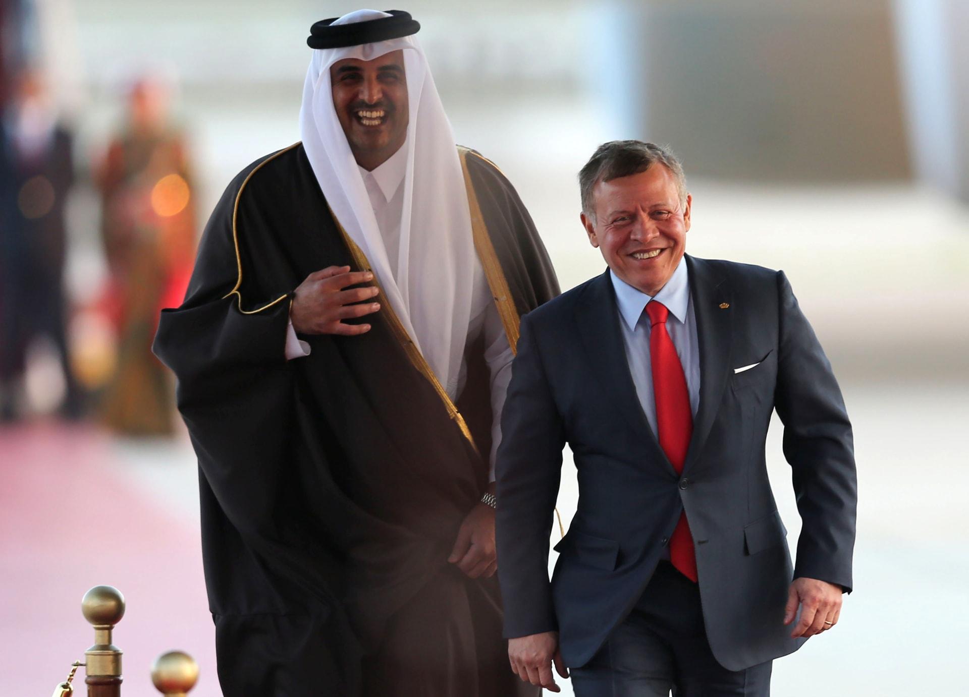 """السفير القطري بالأردن: علاقة البلدين """"دافئة"""".. ولم تتأثر بخفض عمَان تمثيلها الدبلوماسي مع الدوحة"""