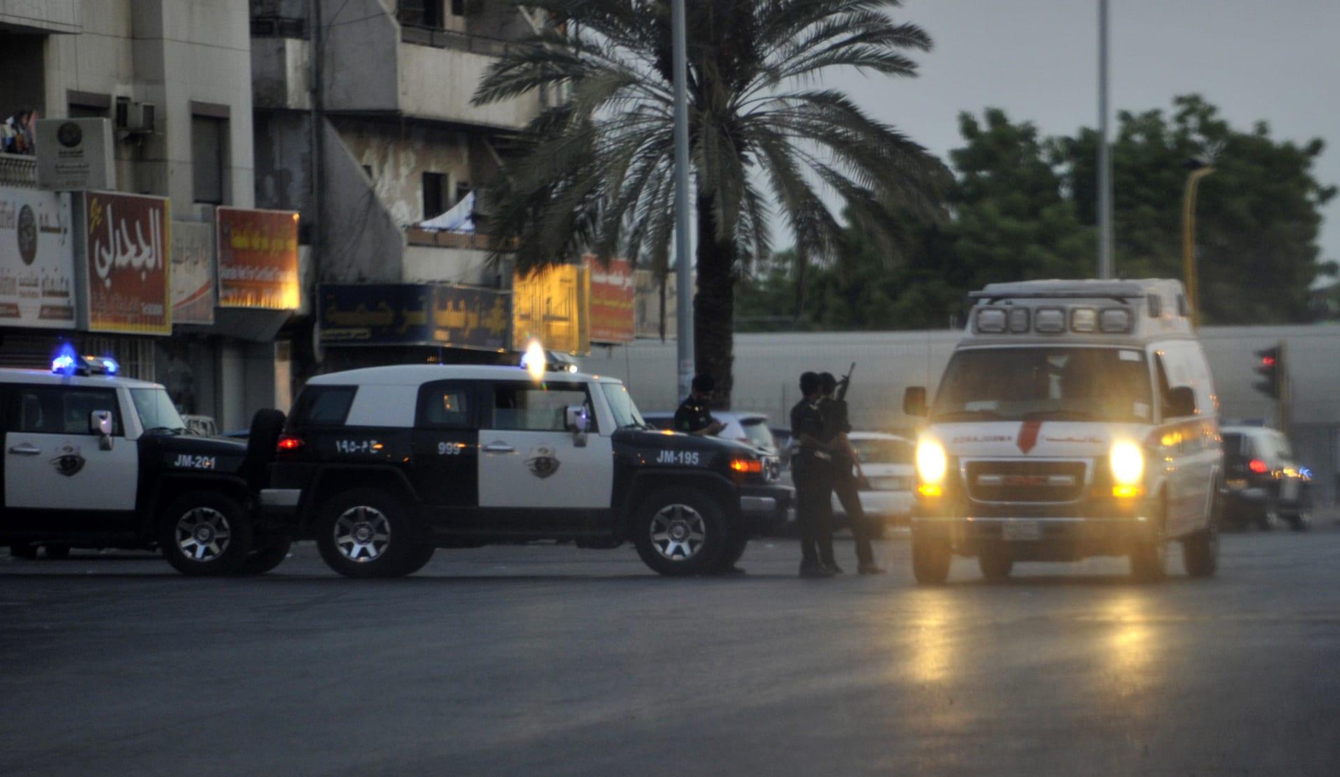 إصابة 3 من أفراد الشرطة السعودية في إطلاق نار بالمدينة المنورة