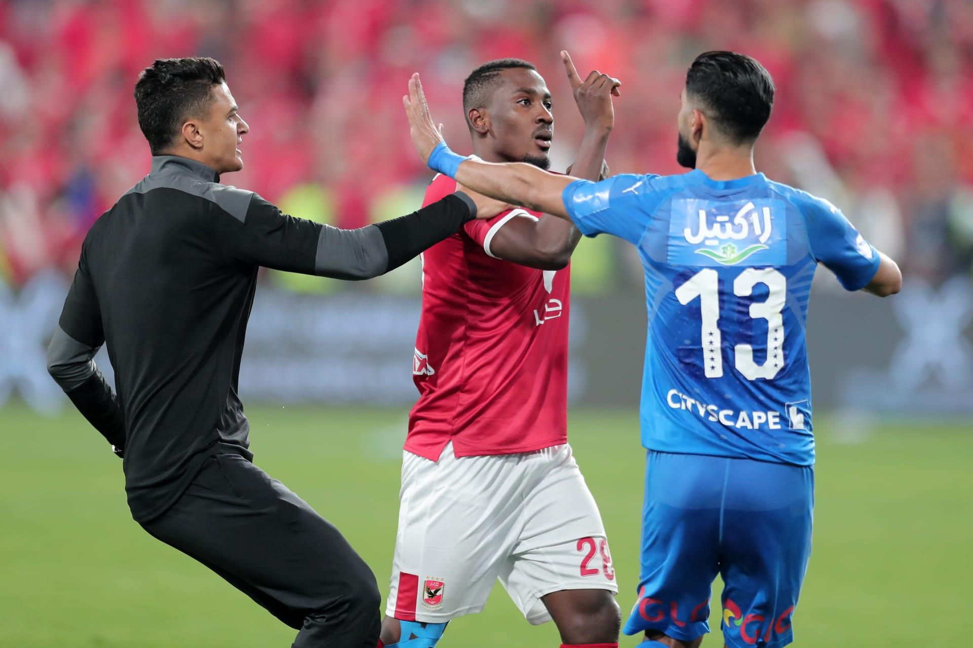 يعقوب السعدي يرد على بيان الاتحاد المصري: لم نقدم لقطات من مباراة الأهلي والزمالك