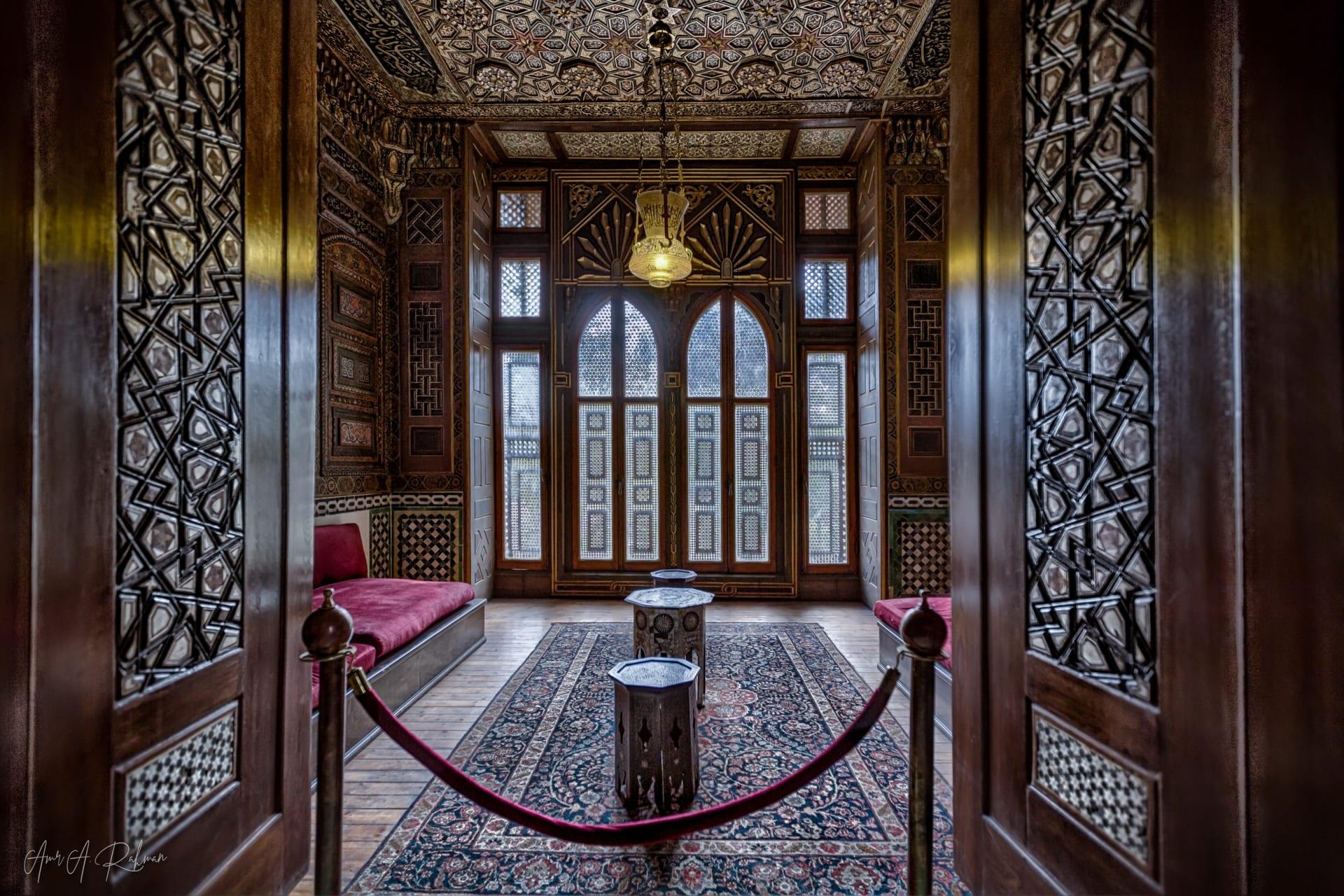 متحف قصر الأمير محمد علي بالمنيل