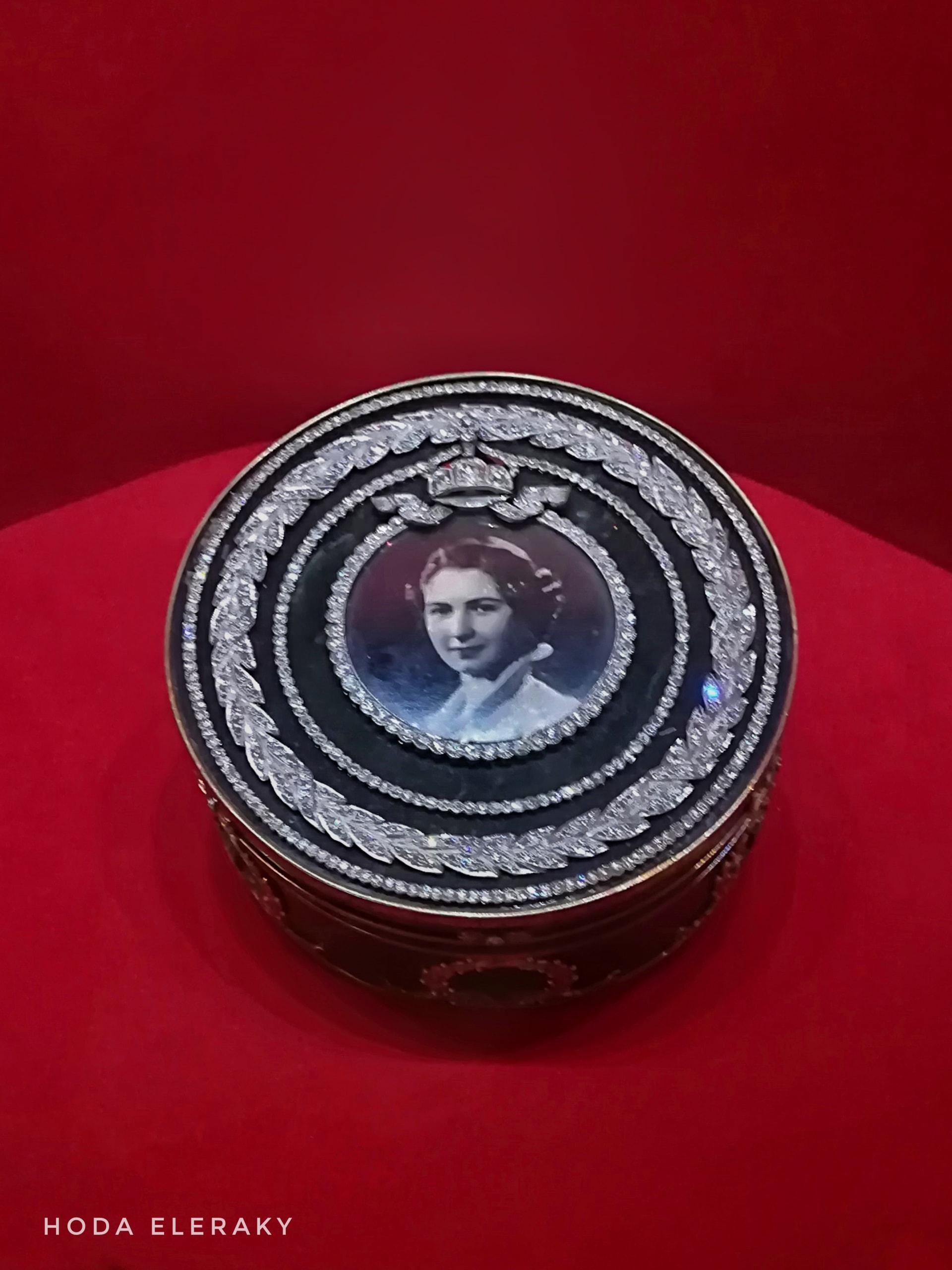 مقتنيات متحف المجوهرات الملكية